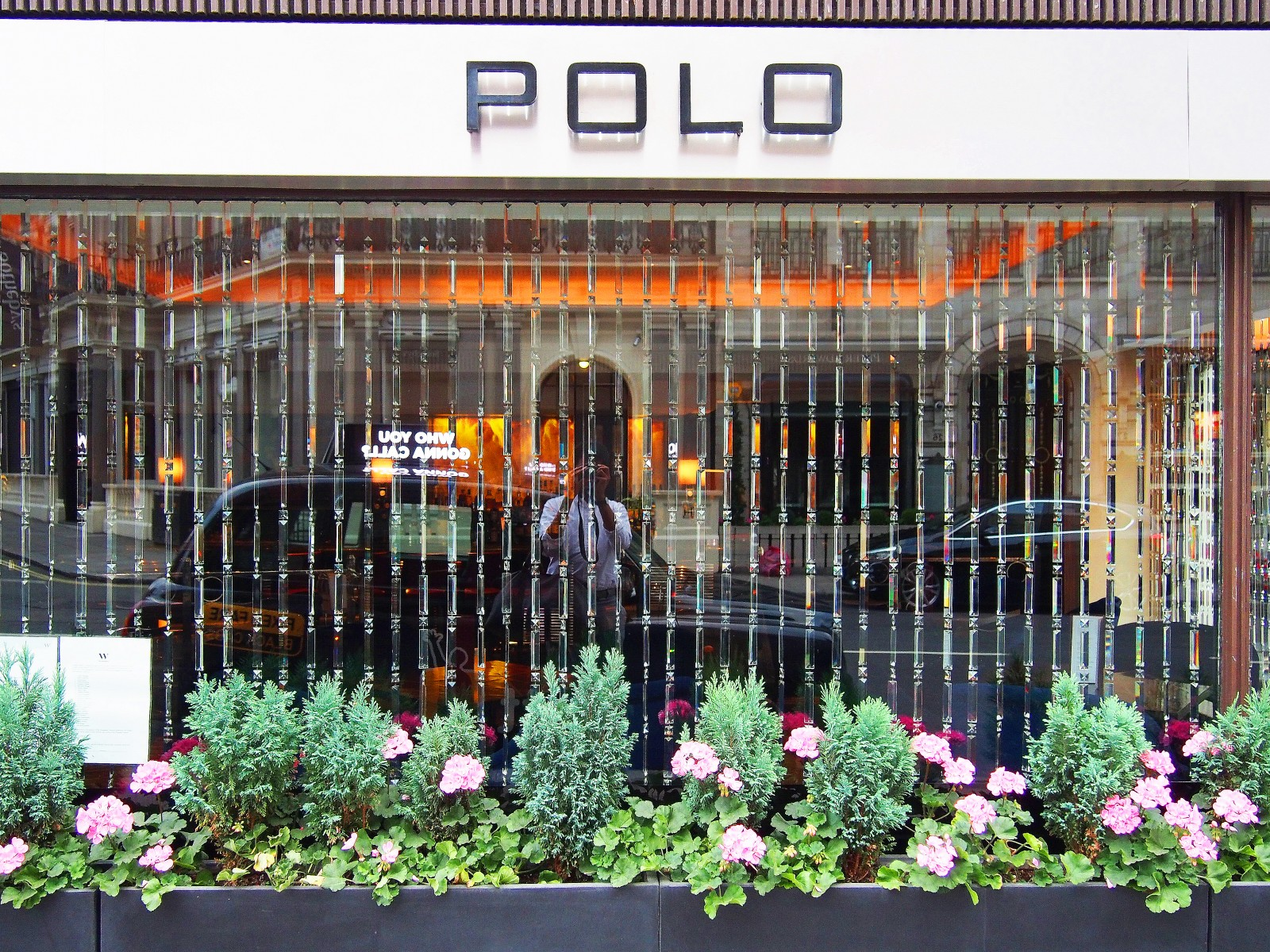 Polo Bar At Westbury Hotel