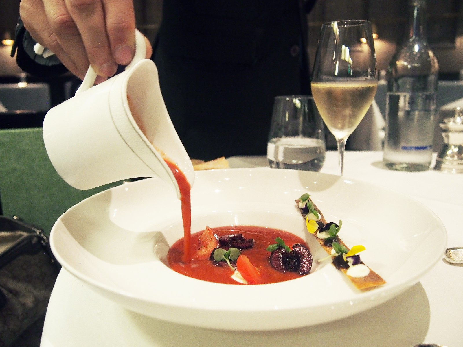 Roux At The Landau, Langham Hotel
