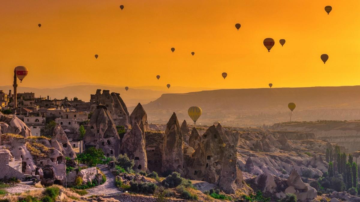 Wanderlust - Turkey