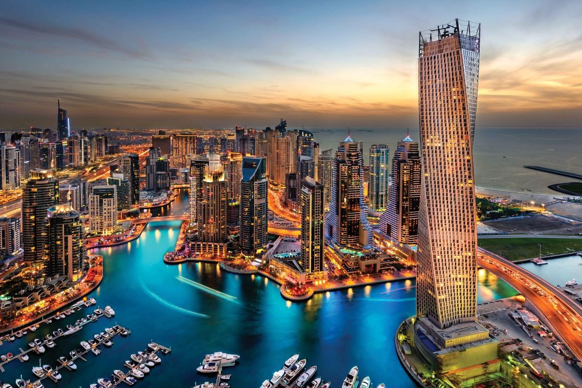 Wanderlust - Dubai and Abu Dhabi