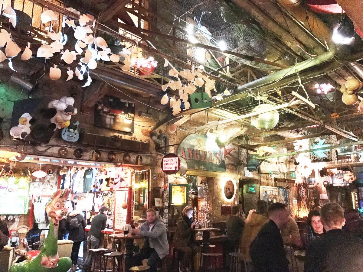 Szimpla Kert Old Ruin Pub