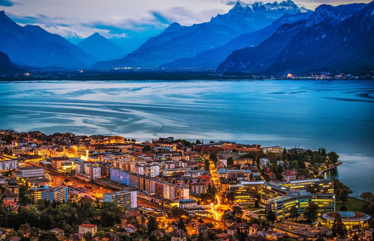 Wanderlust - Geneva