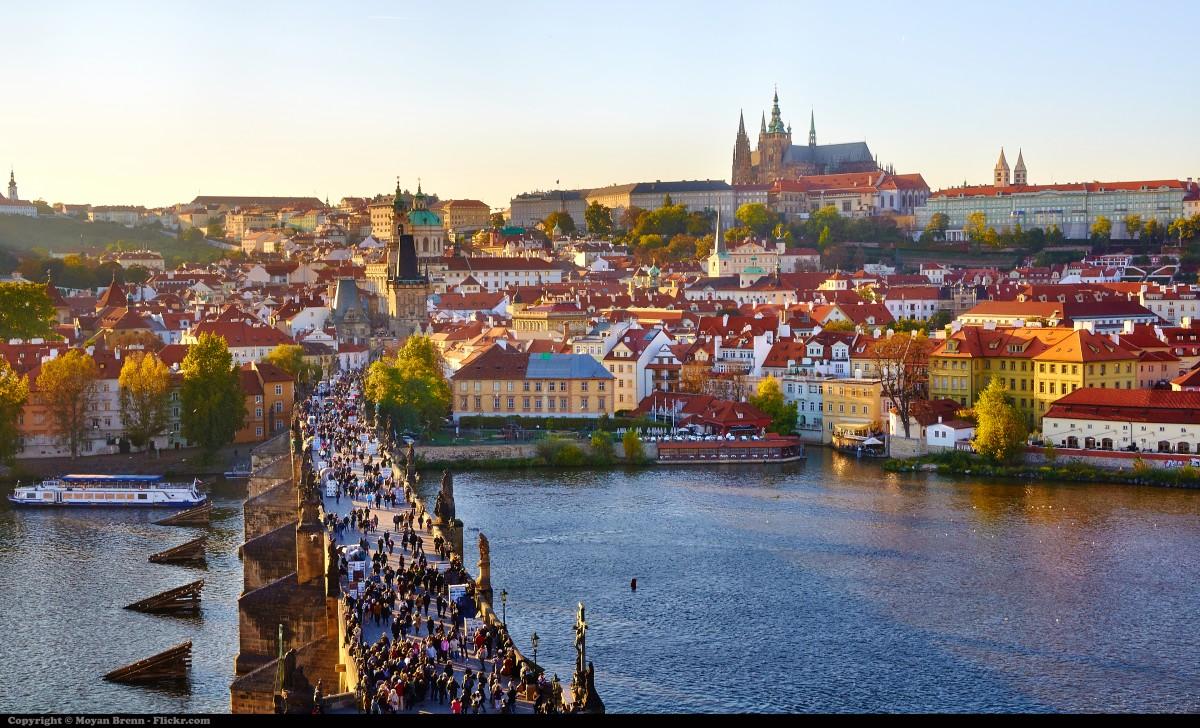 Wanderlust - Prague