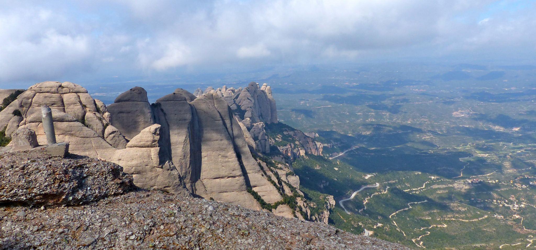 Montserrat Mountain, Barcelona