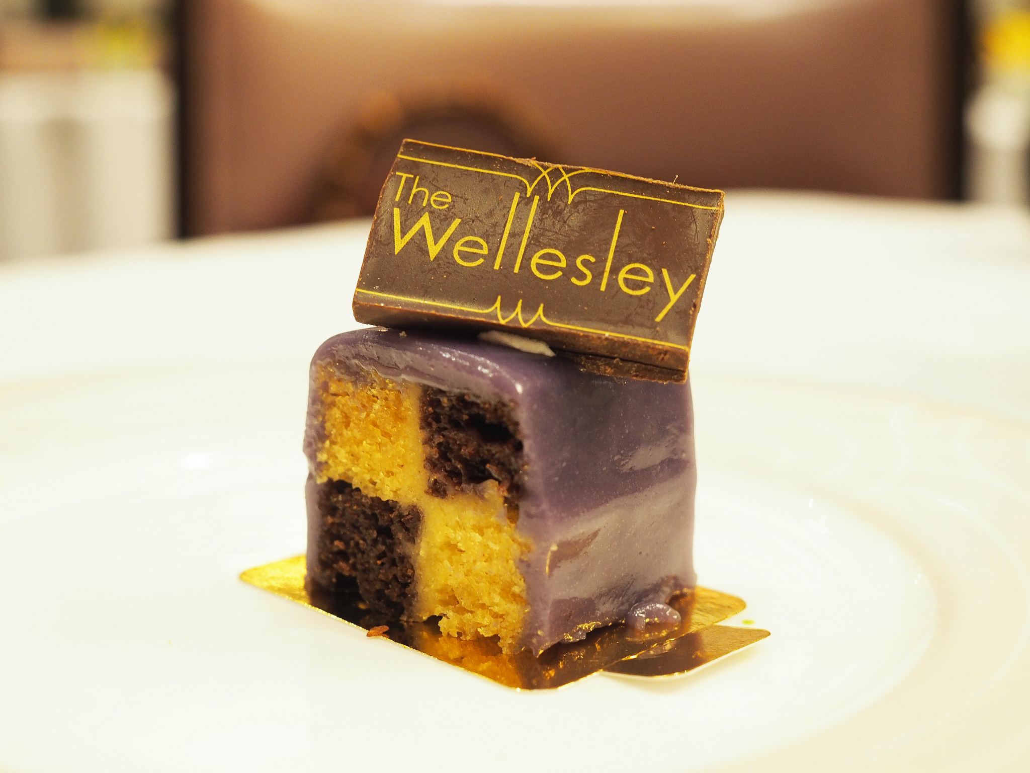 The Wellesley - Churchill Afternoon Tea