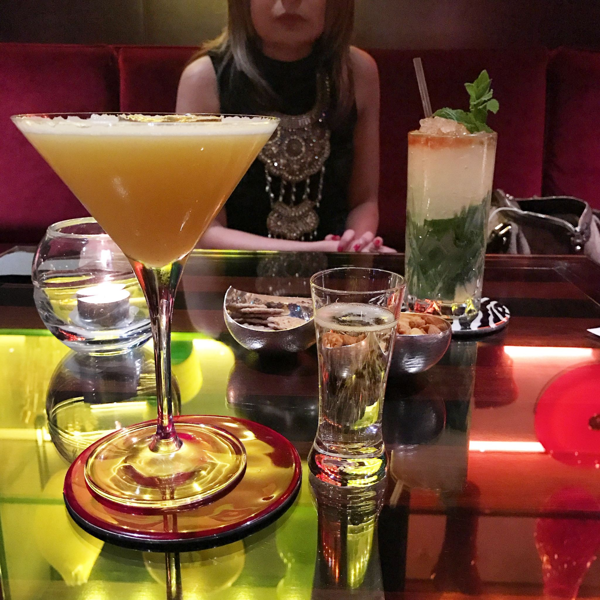 Amaranto Bar - Four Seasons Park Lane