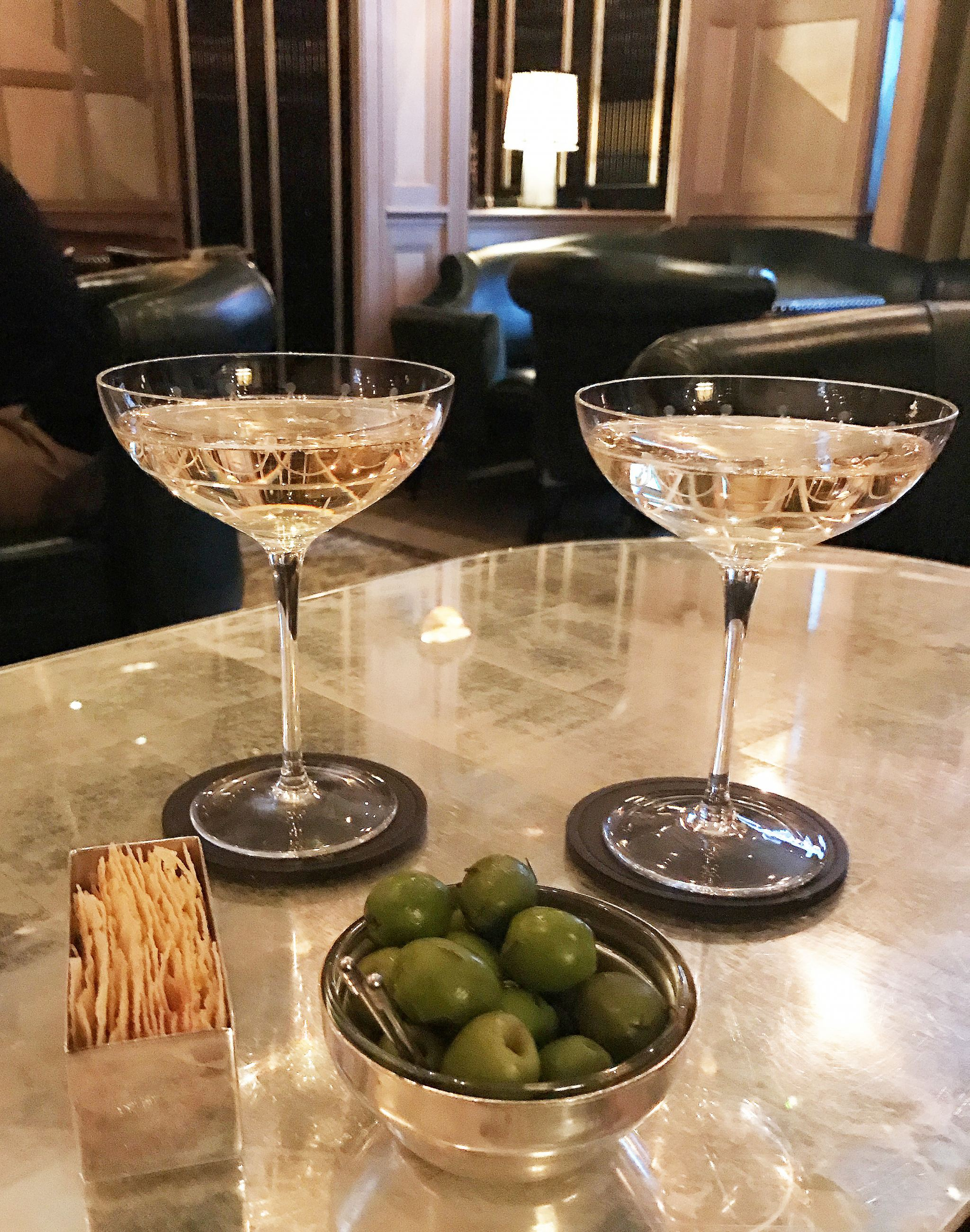 Connaught Bar - The Connaught