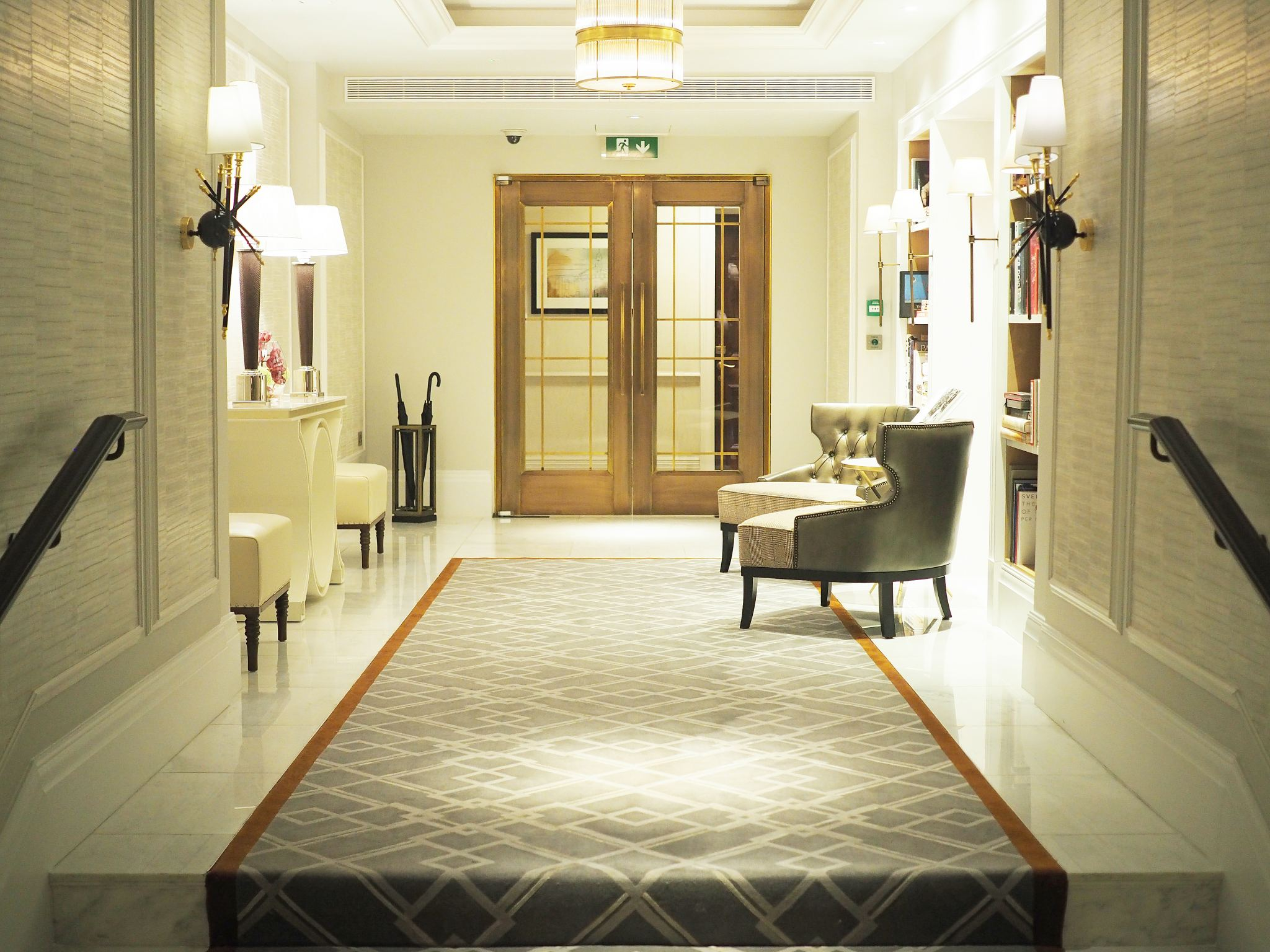 The Club Lounge, The Langham London