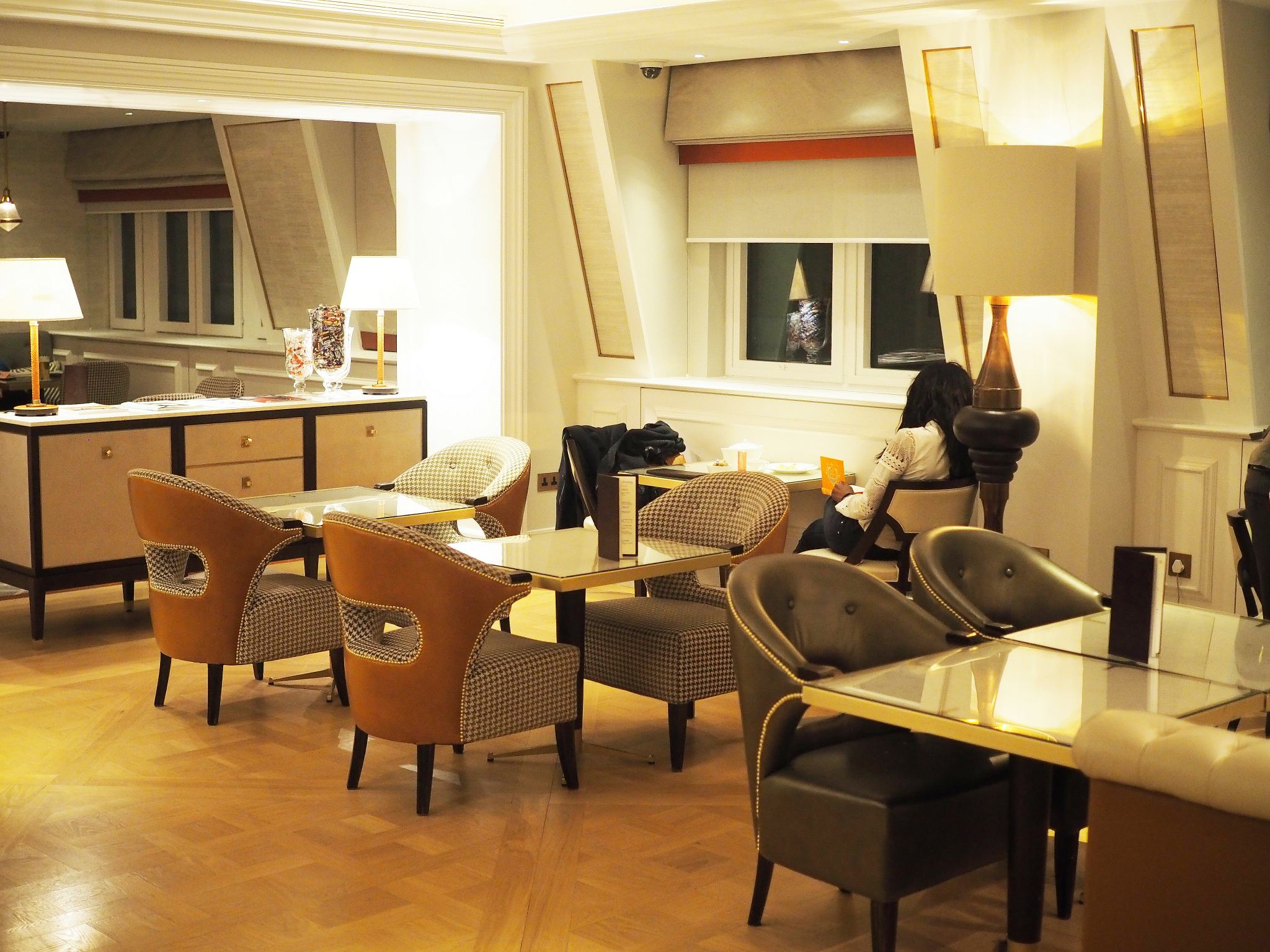 The Club Lounge, The Langham London