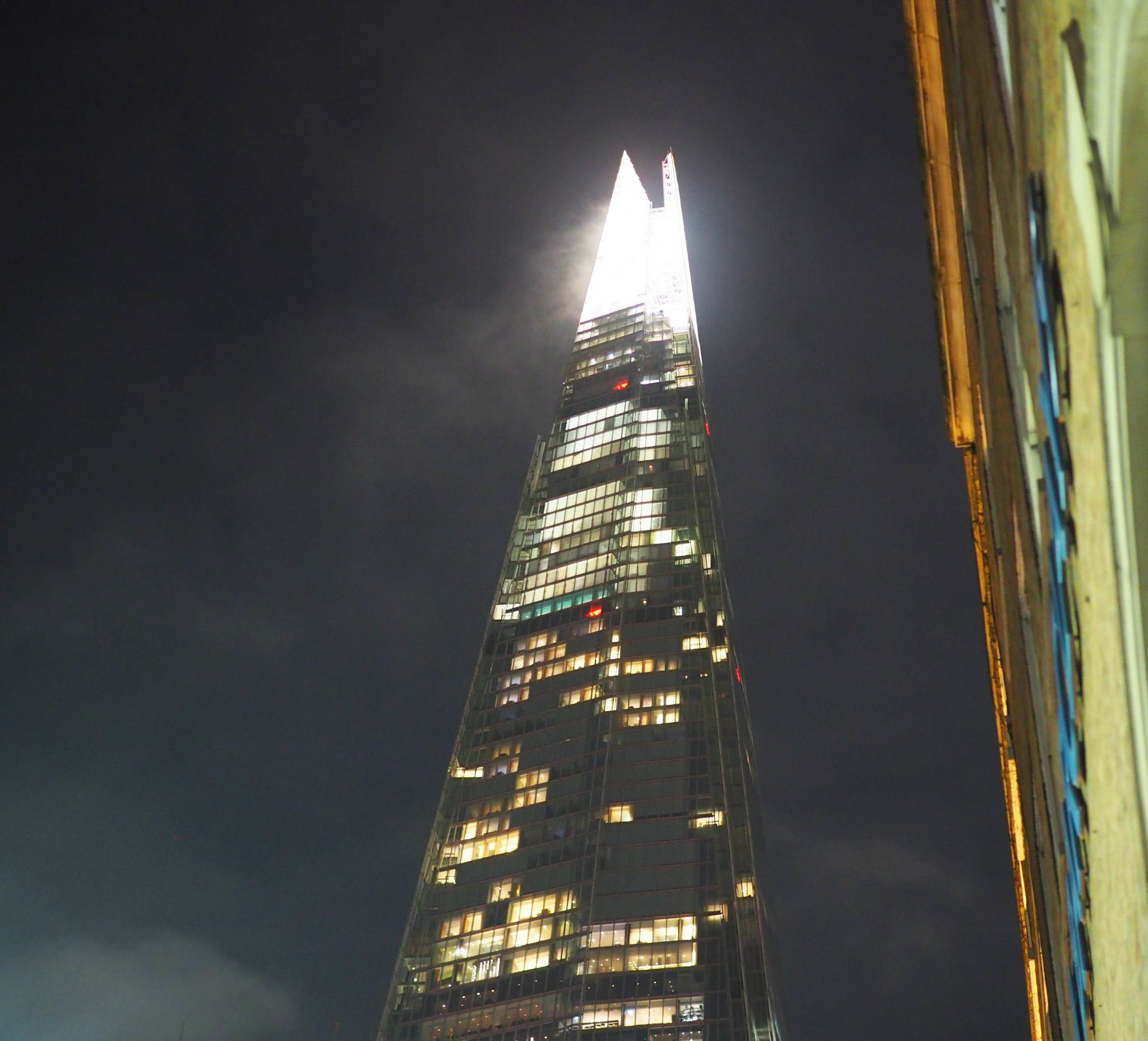Hutong, the Shard