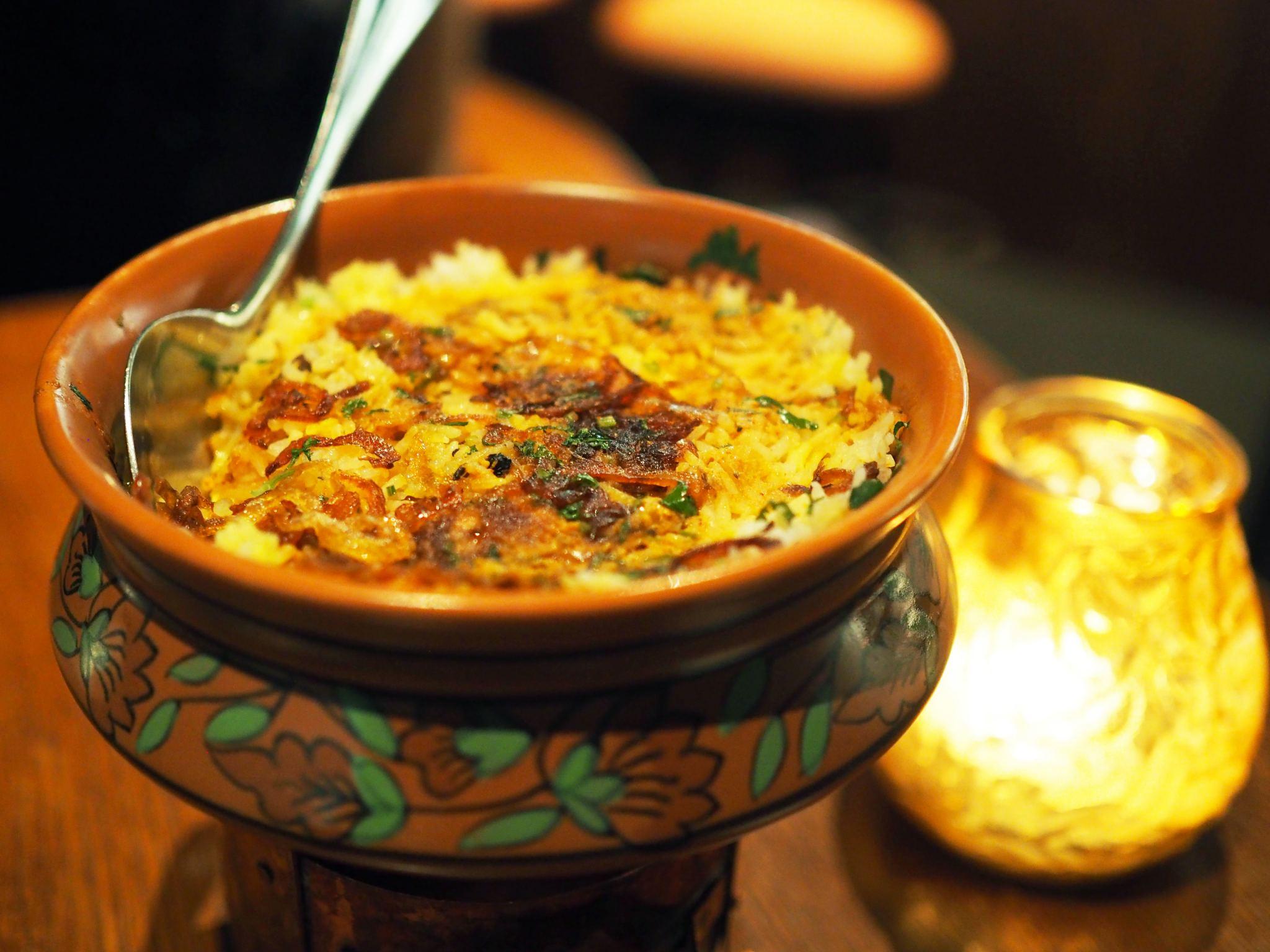 Darbaar Restaurant by Abdul Yaseen
