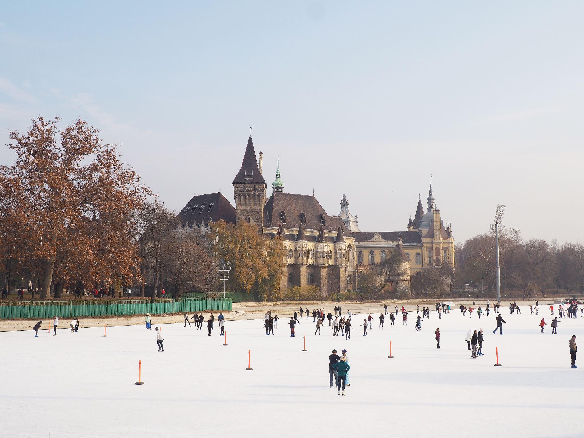 Budapest - Travel Menu