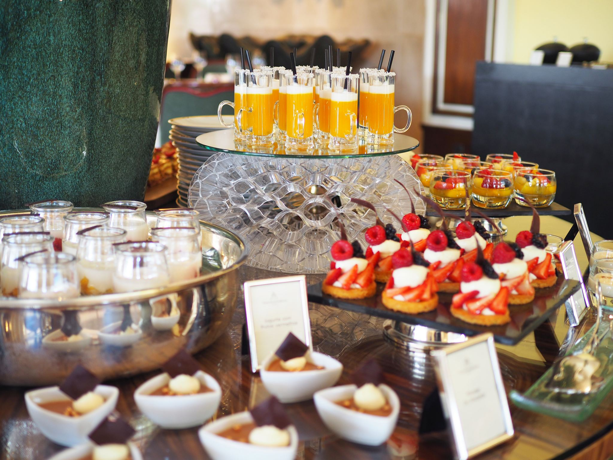 Varanda Weekend Brunch - Four Seasons Lisbon