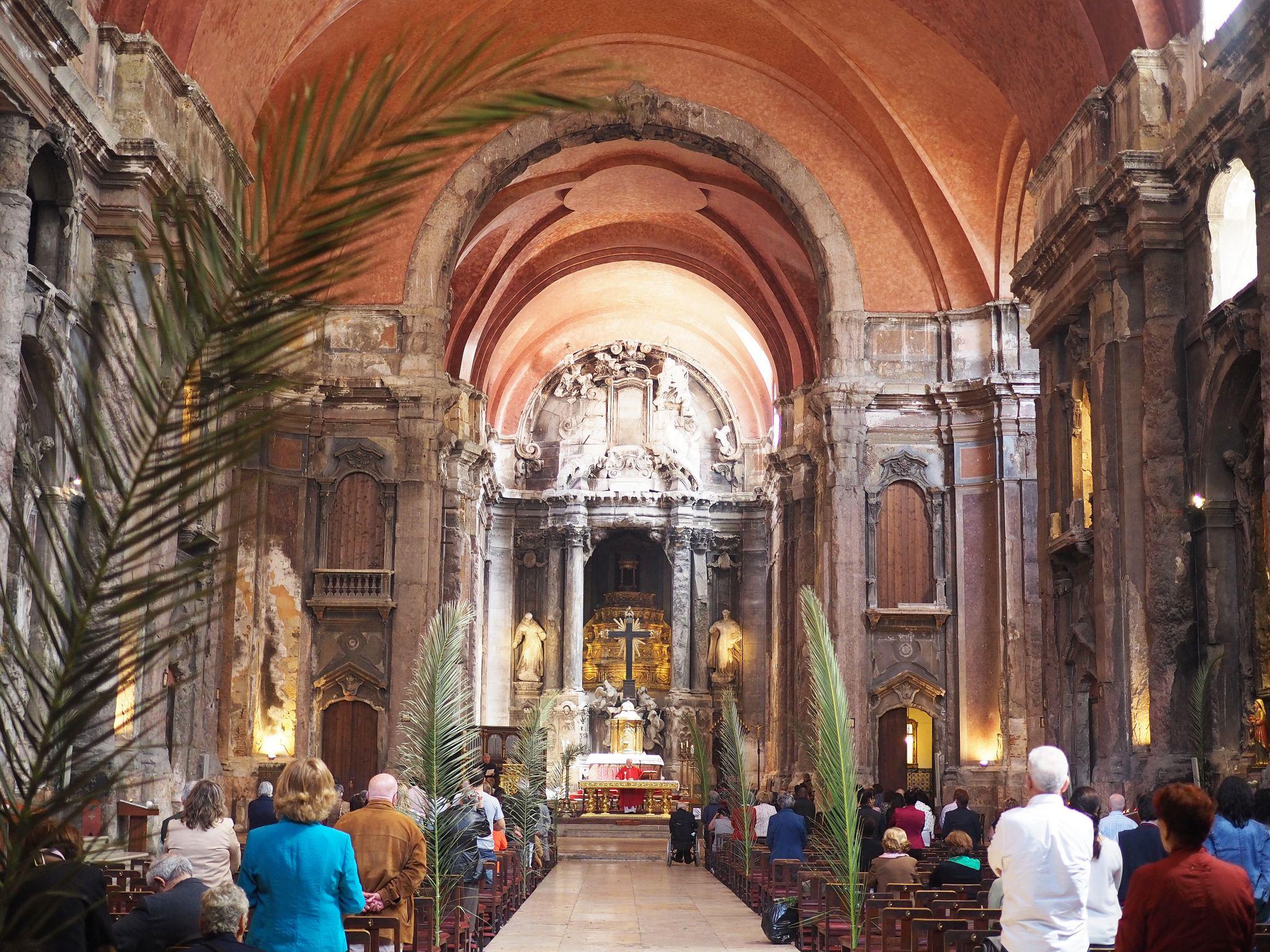 Igreja de São Domingos, Downtown Lisbon
