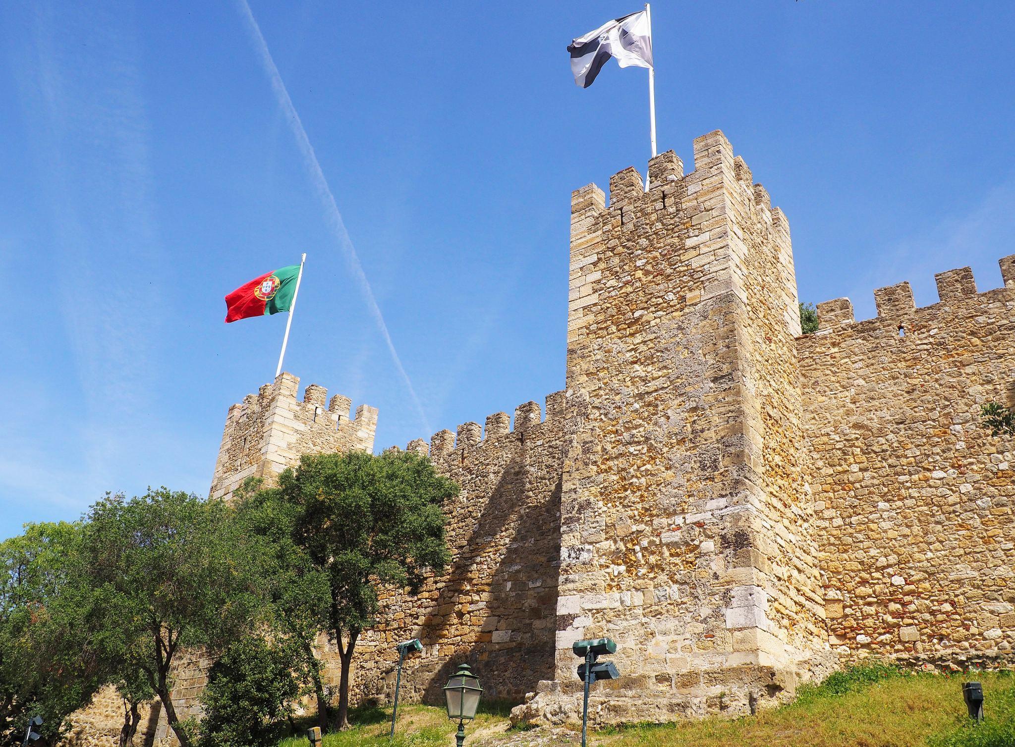 Castelo de São Jorge, Downtown Lisbon