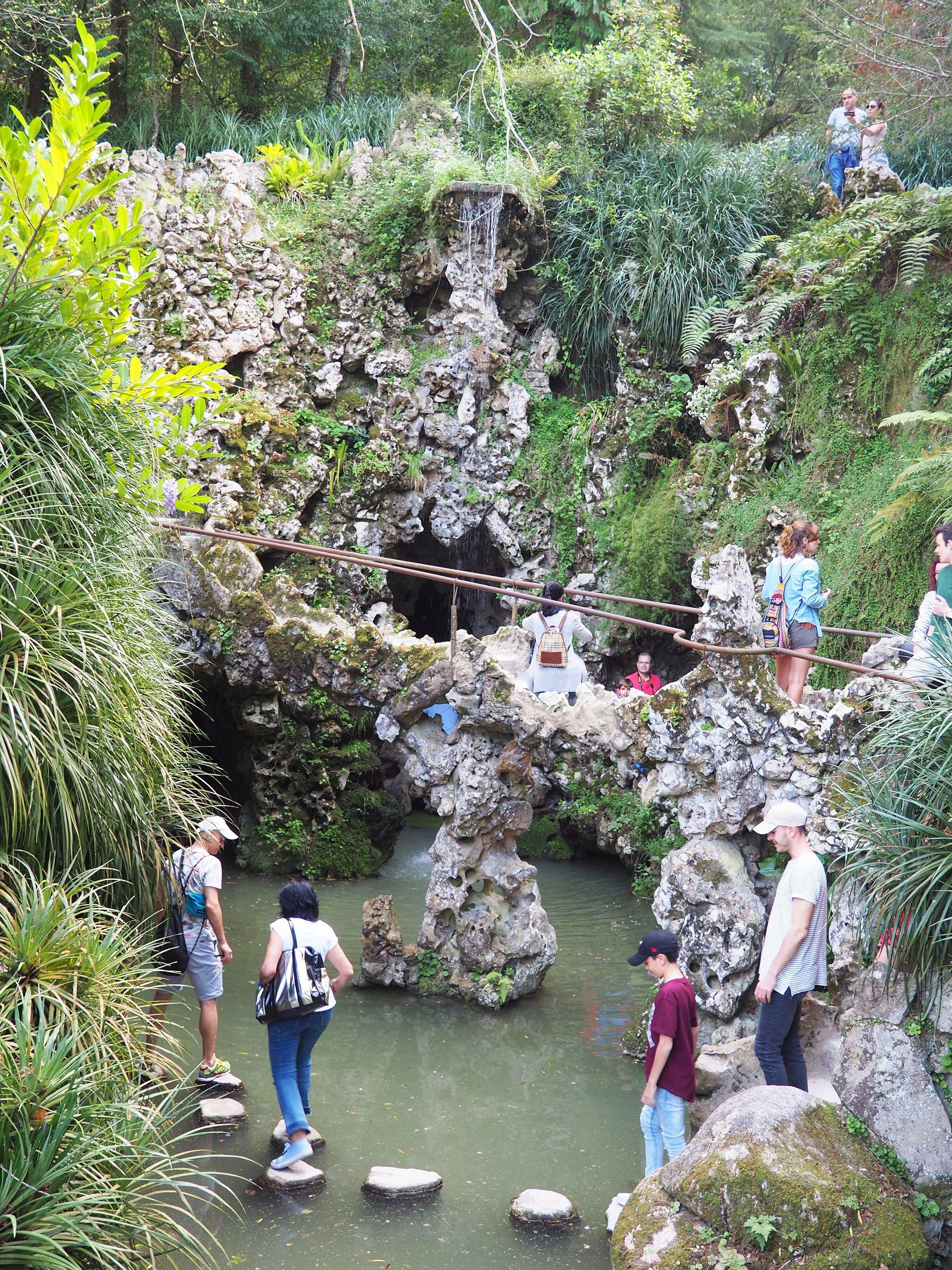Sintra - Quinta da Regaleria