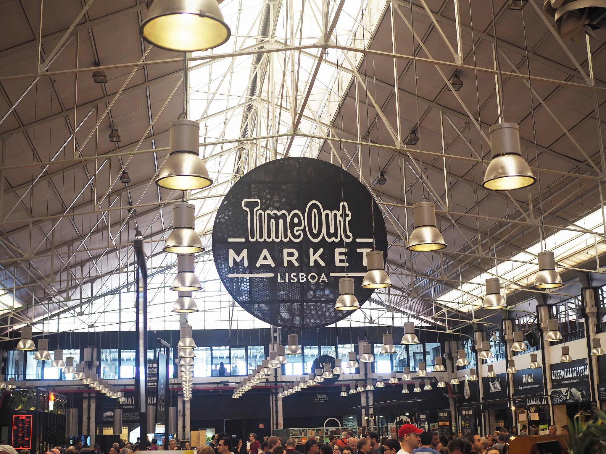 Time Out Market, Downtown Lisbon