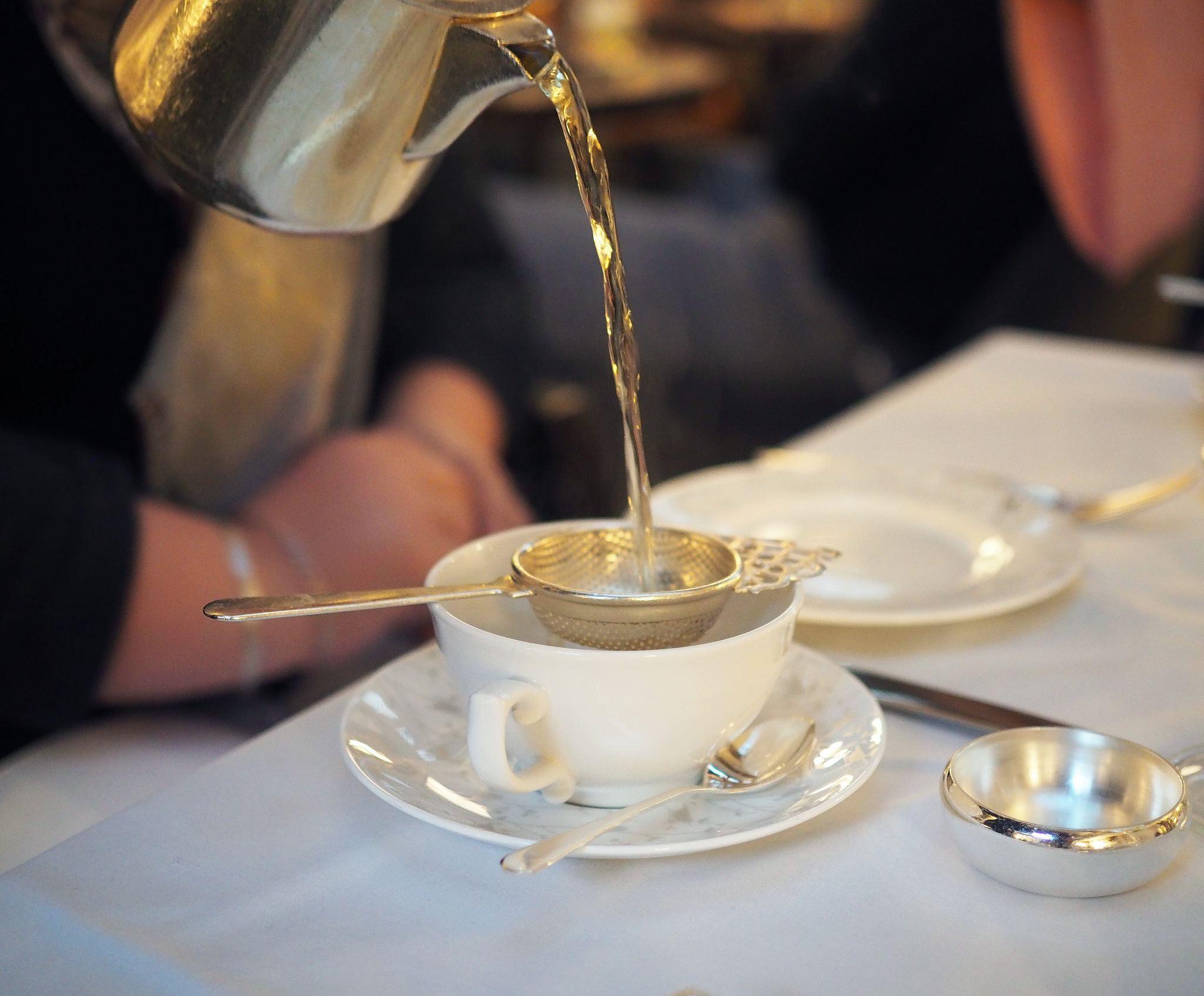 Jazz Afternoon Tea at Sheraton Grand Park Lane