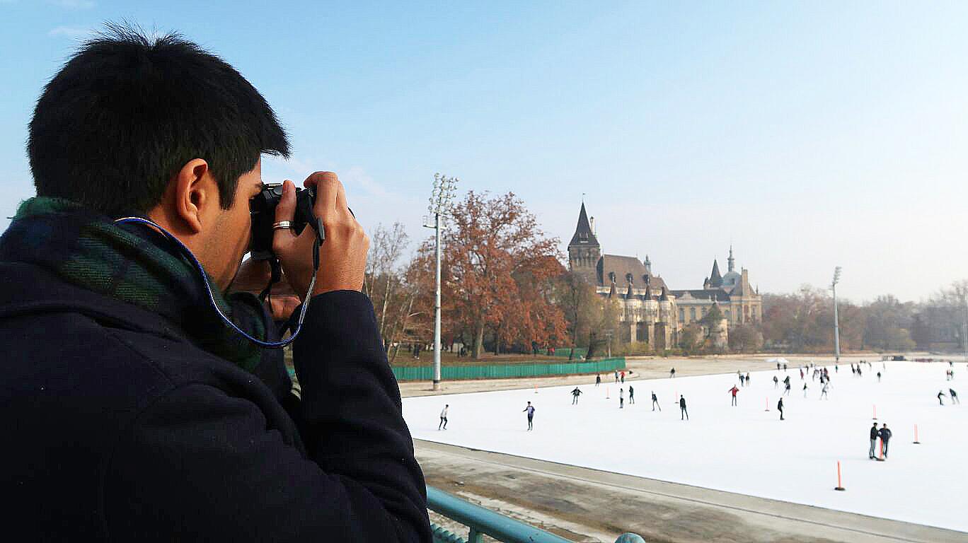 Aftab's Budapest Travel