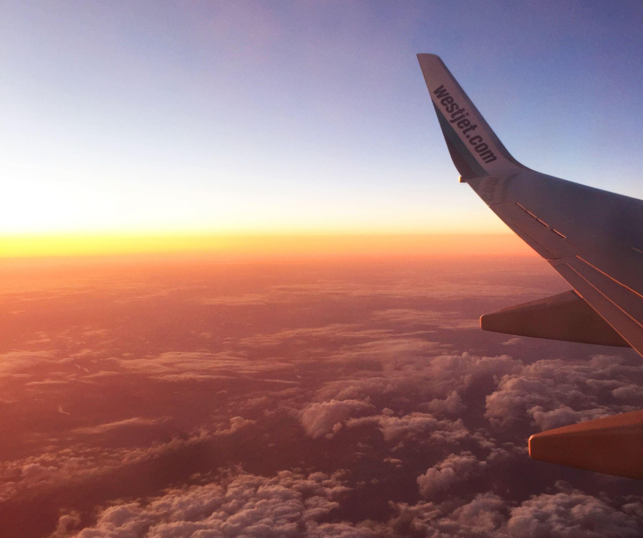 Aftab's Plane Travel