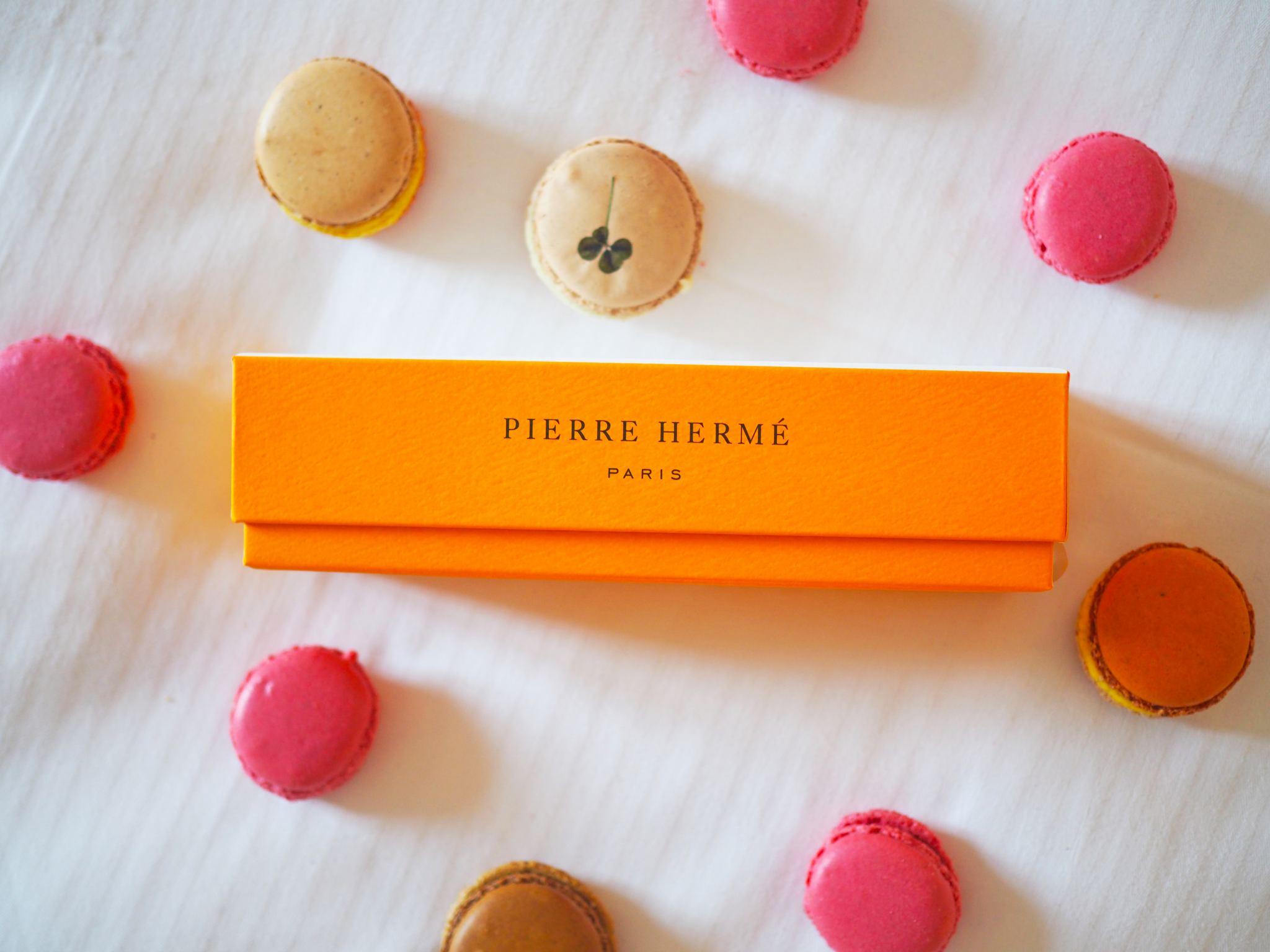 Pierre Hermé, Paris