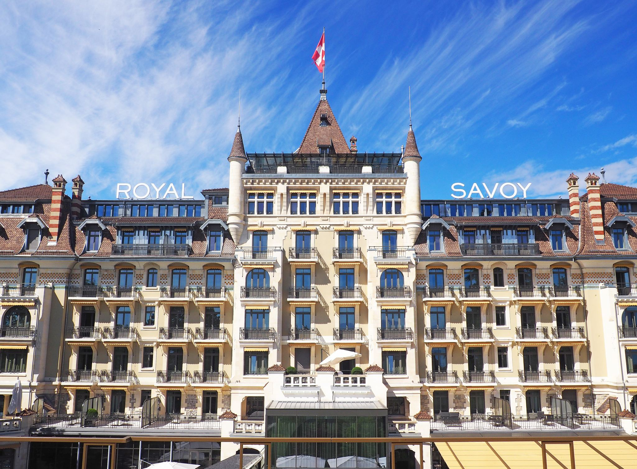 Royal Savoy, Lausanne