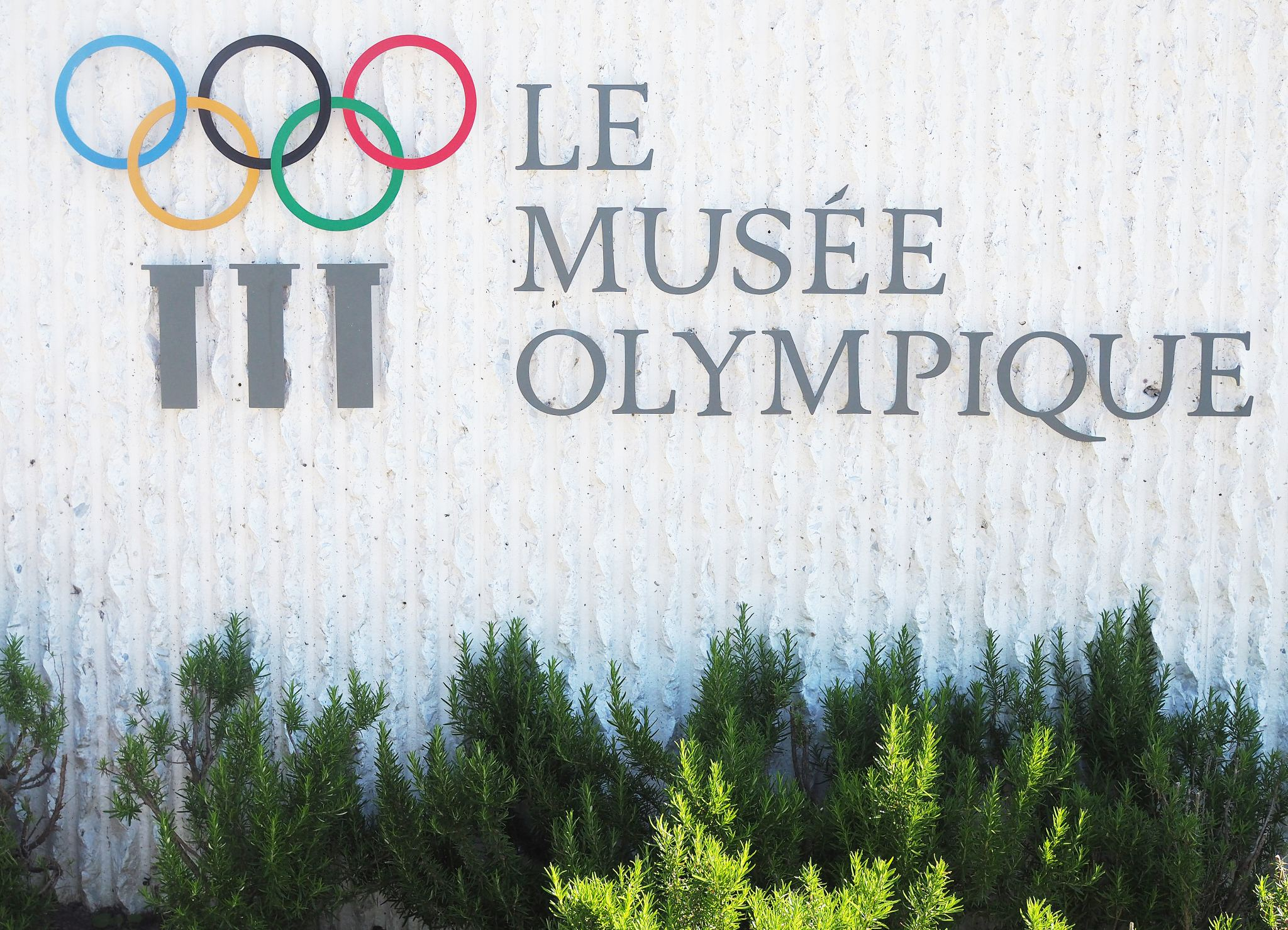 Olympic Museum, Lausanne
