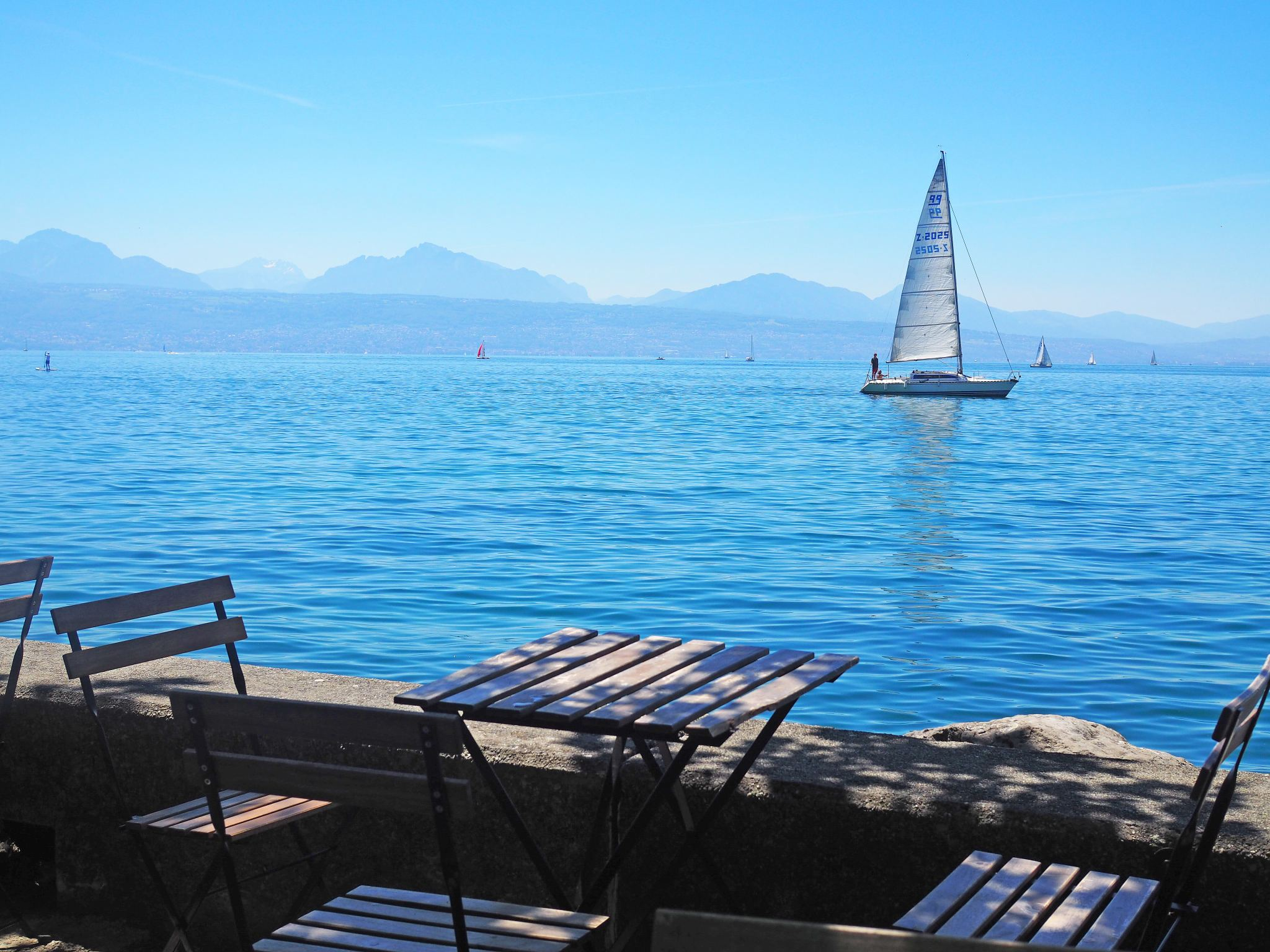 Lausanne Waterfront