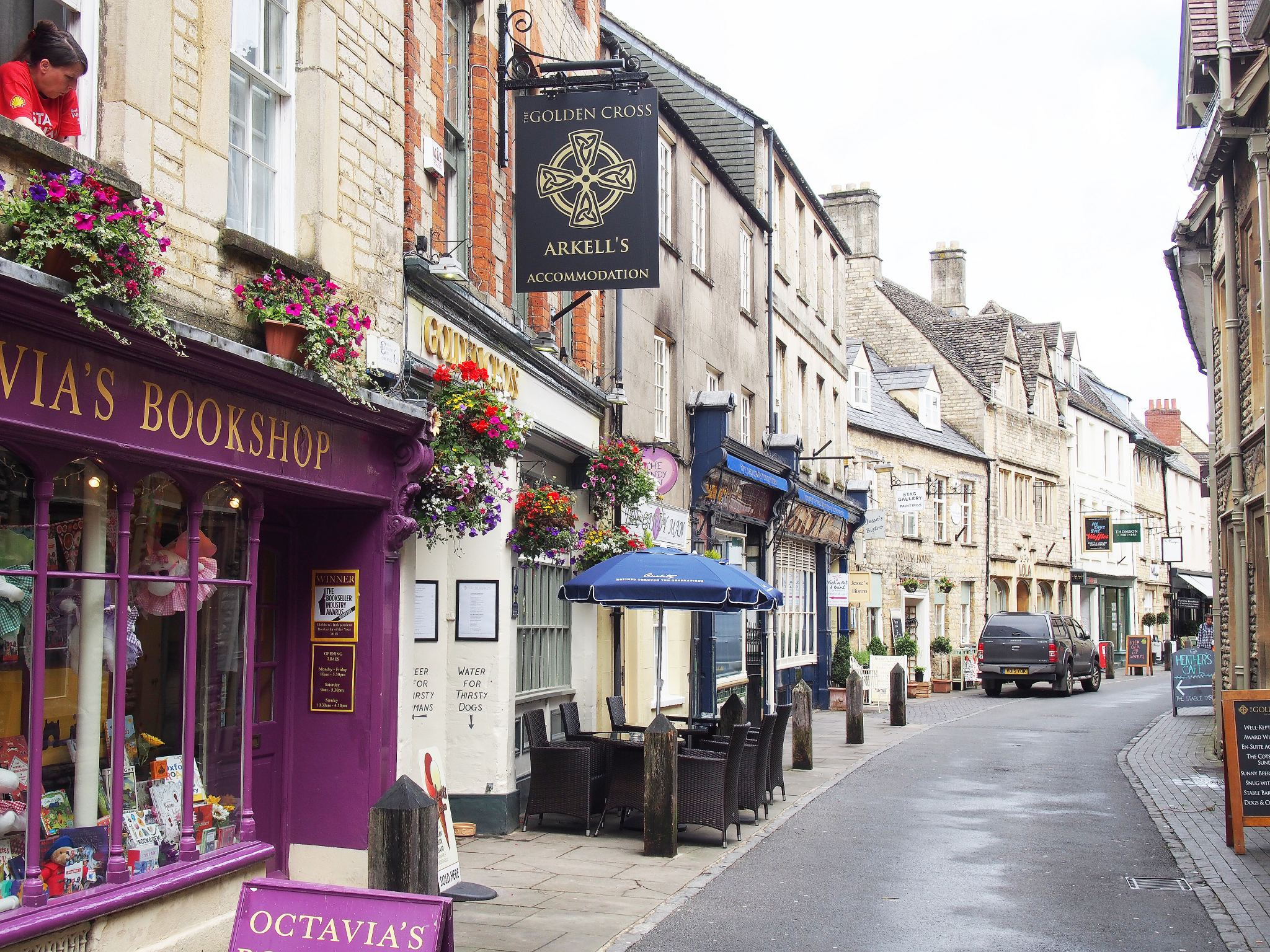 Staycation in Cirencester