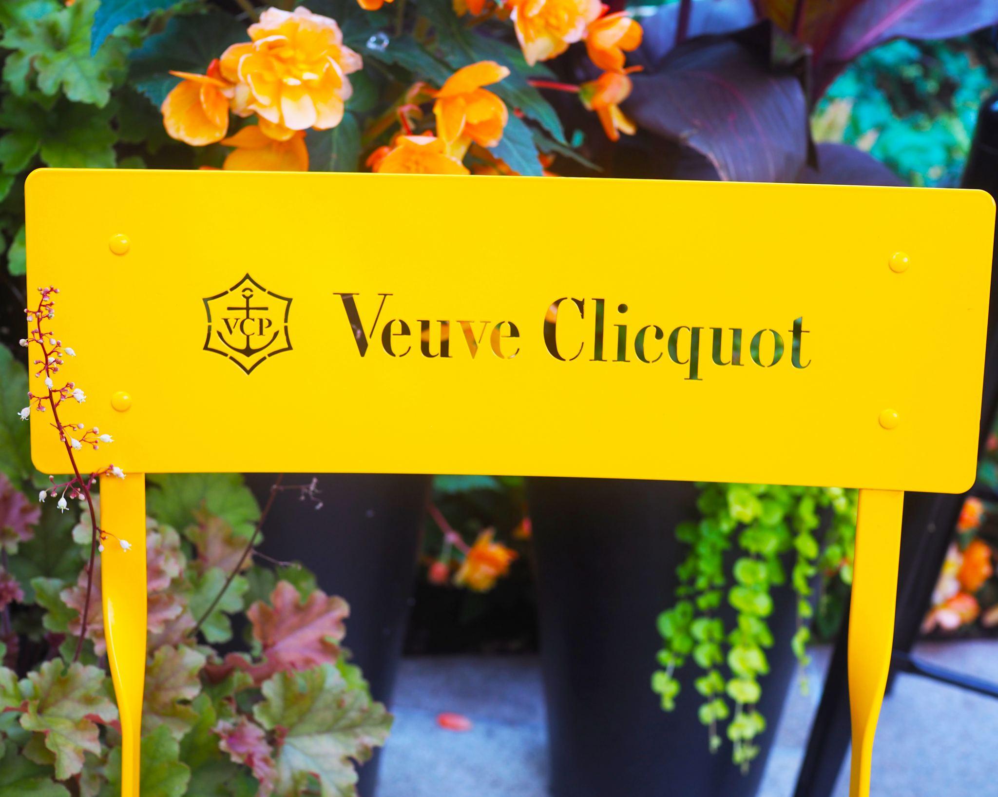 Veuve Clicquot Secret Garden, Four Seasons Park Lane
