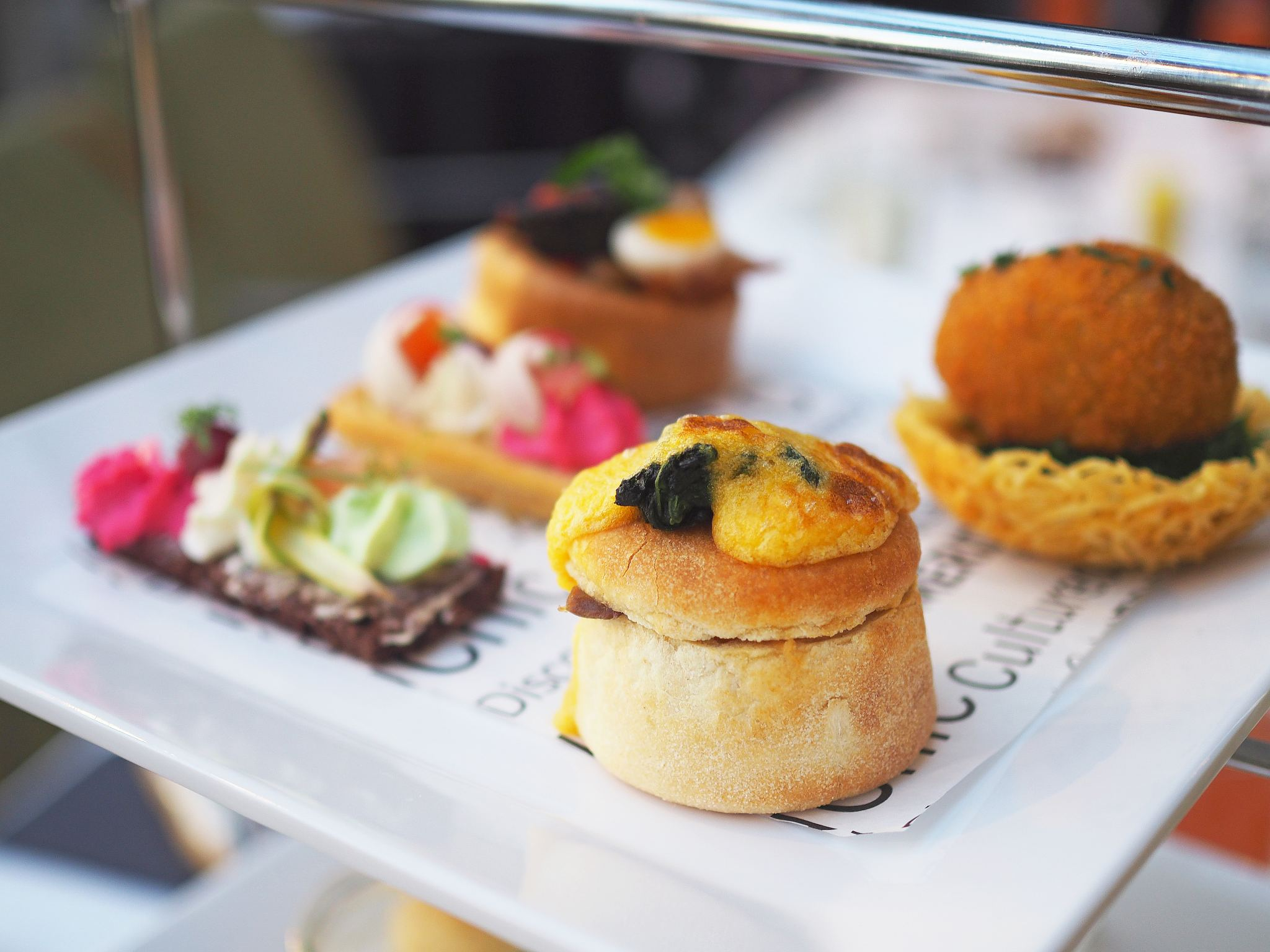 Le Meridien Piccadilly Brunch Afternoon Tea