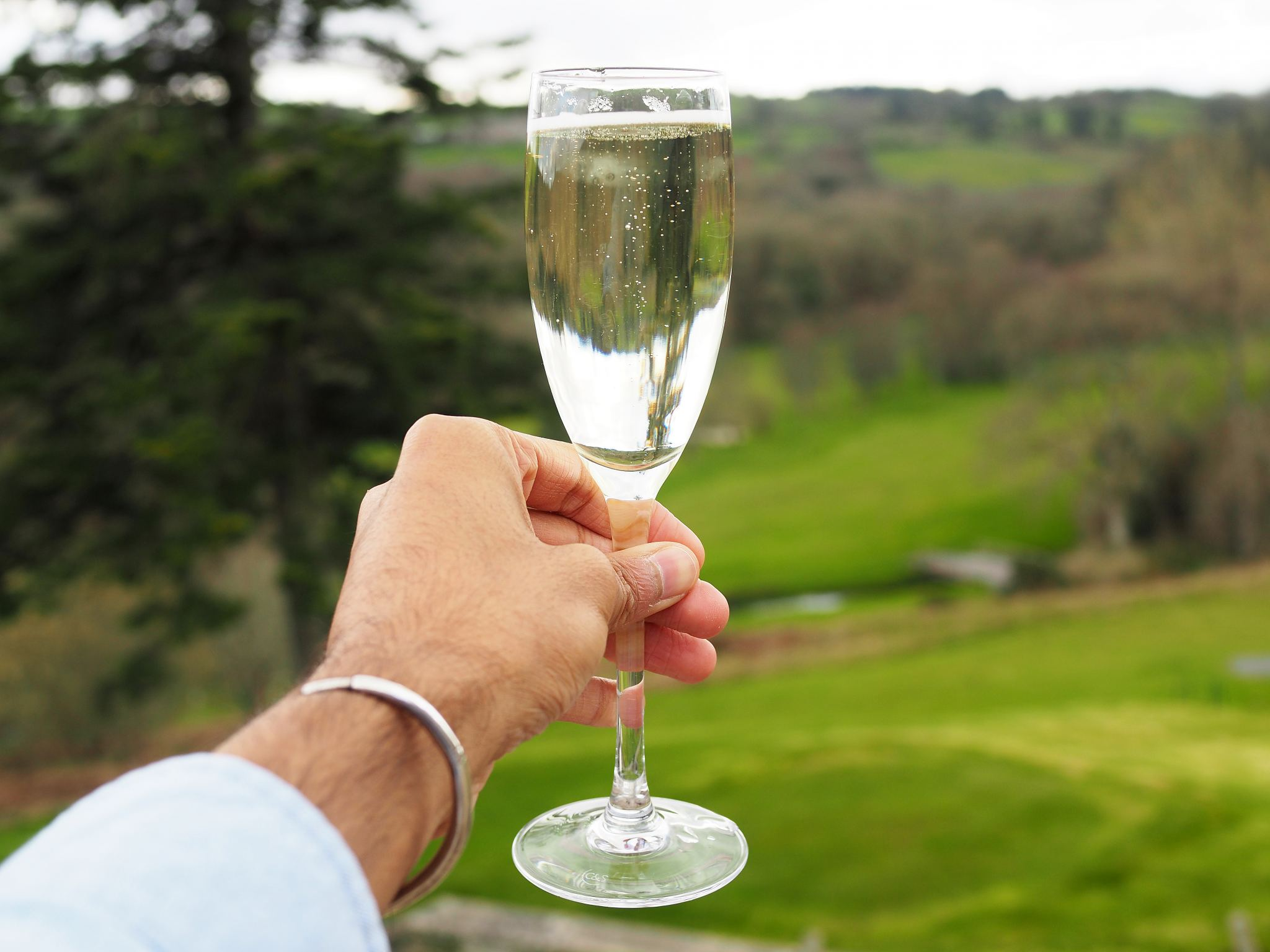 Travel: Champagne At Bovey Castle