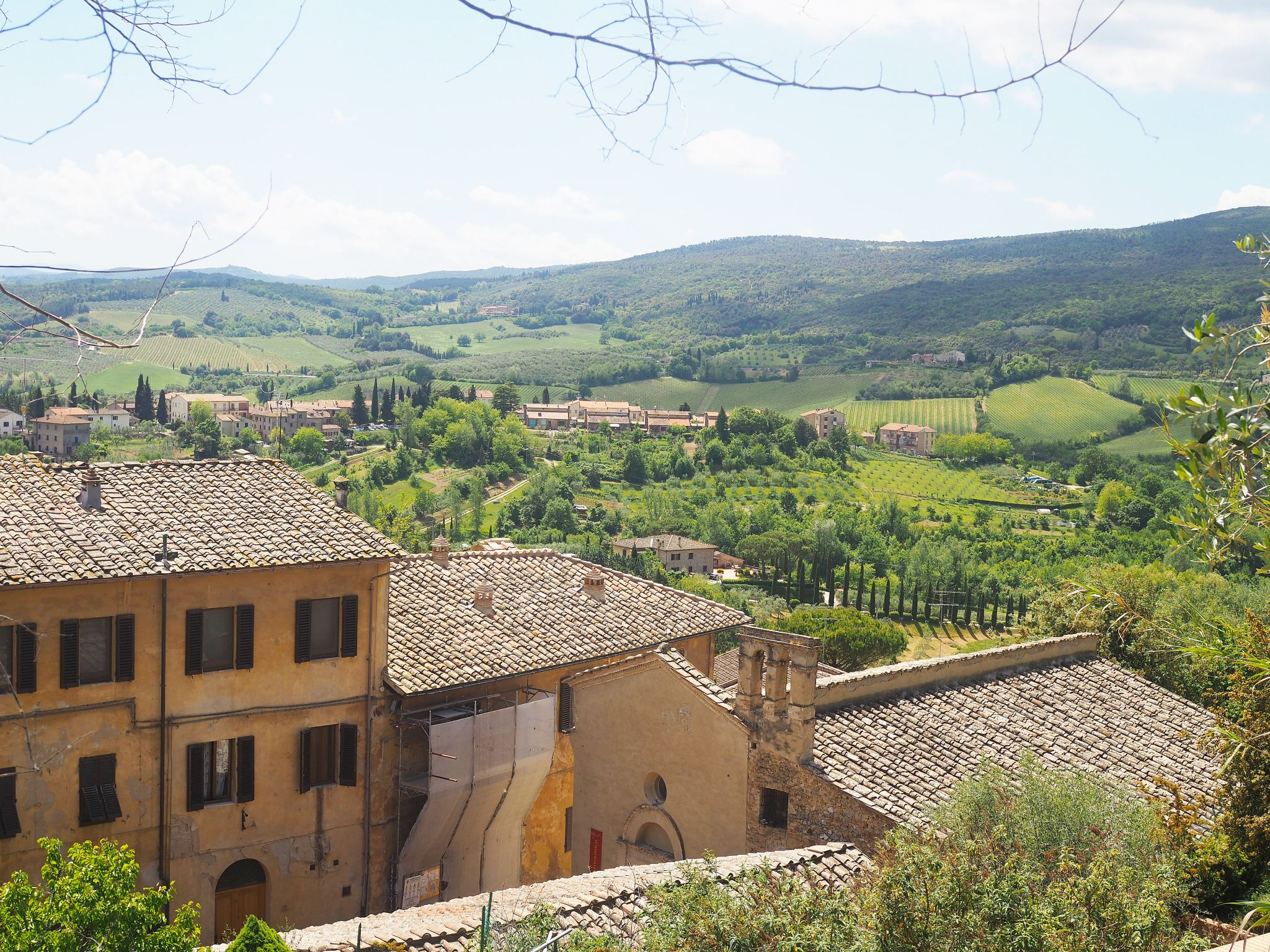 Travel to Tuscany