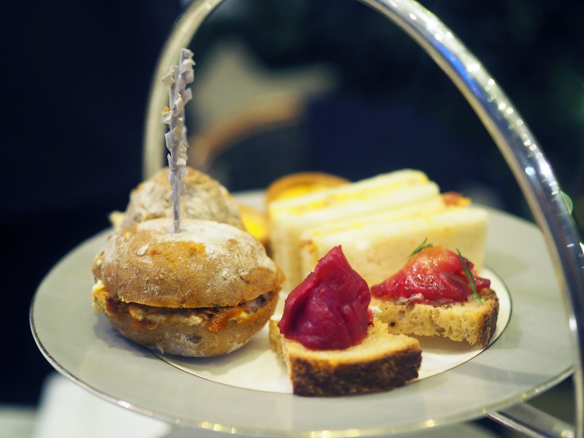 Candice Brown X Dalloway Terrace Afternoon Tea