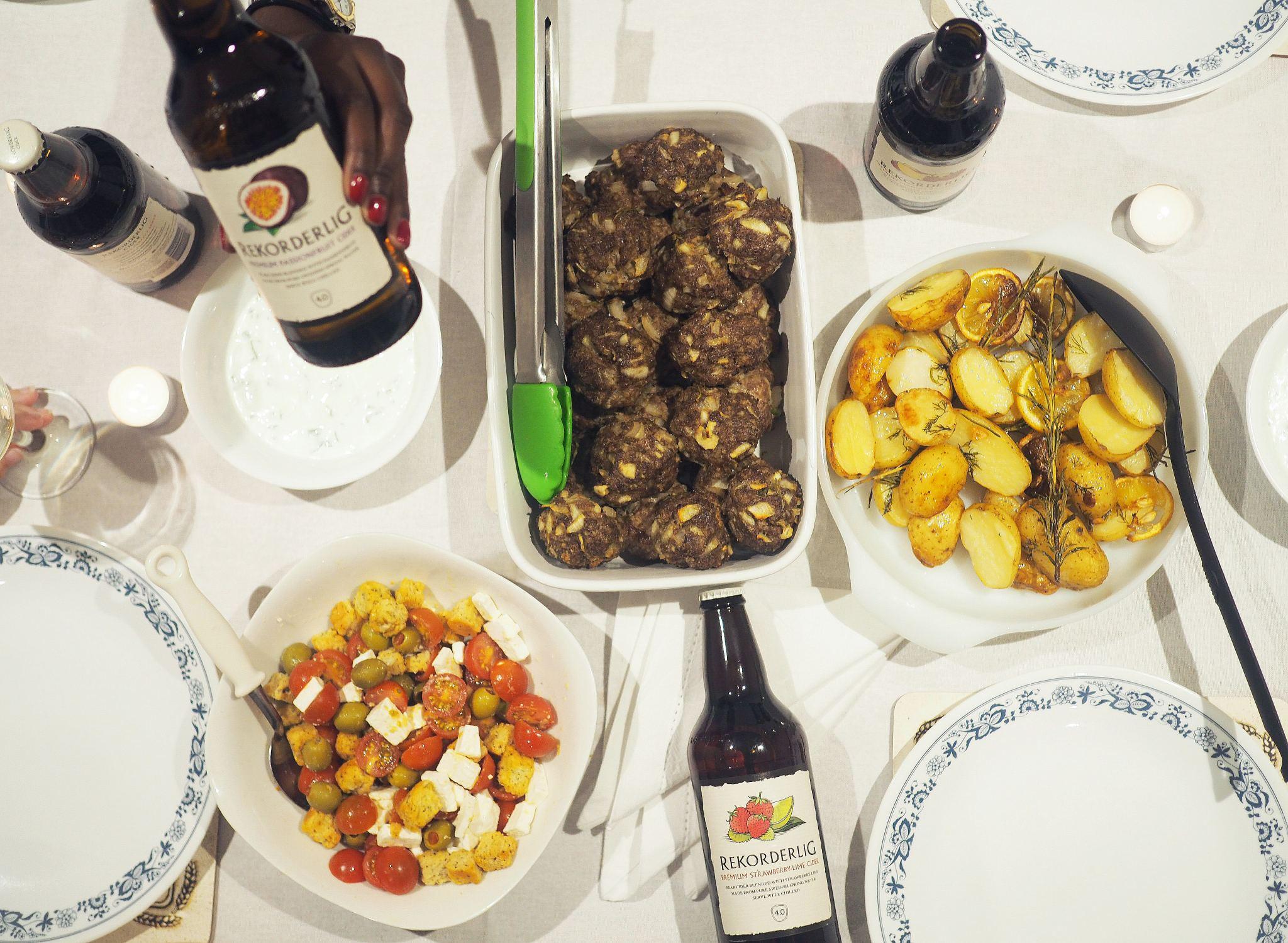 Rekorderlig Dinner Party