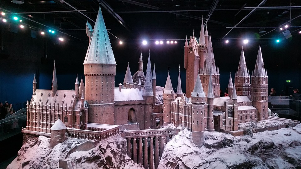 London - Winter Hogwarts