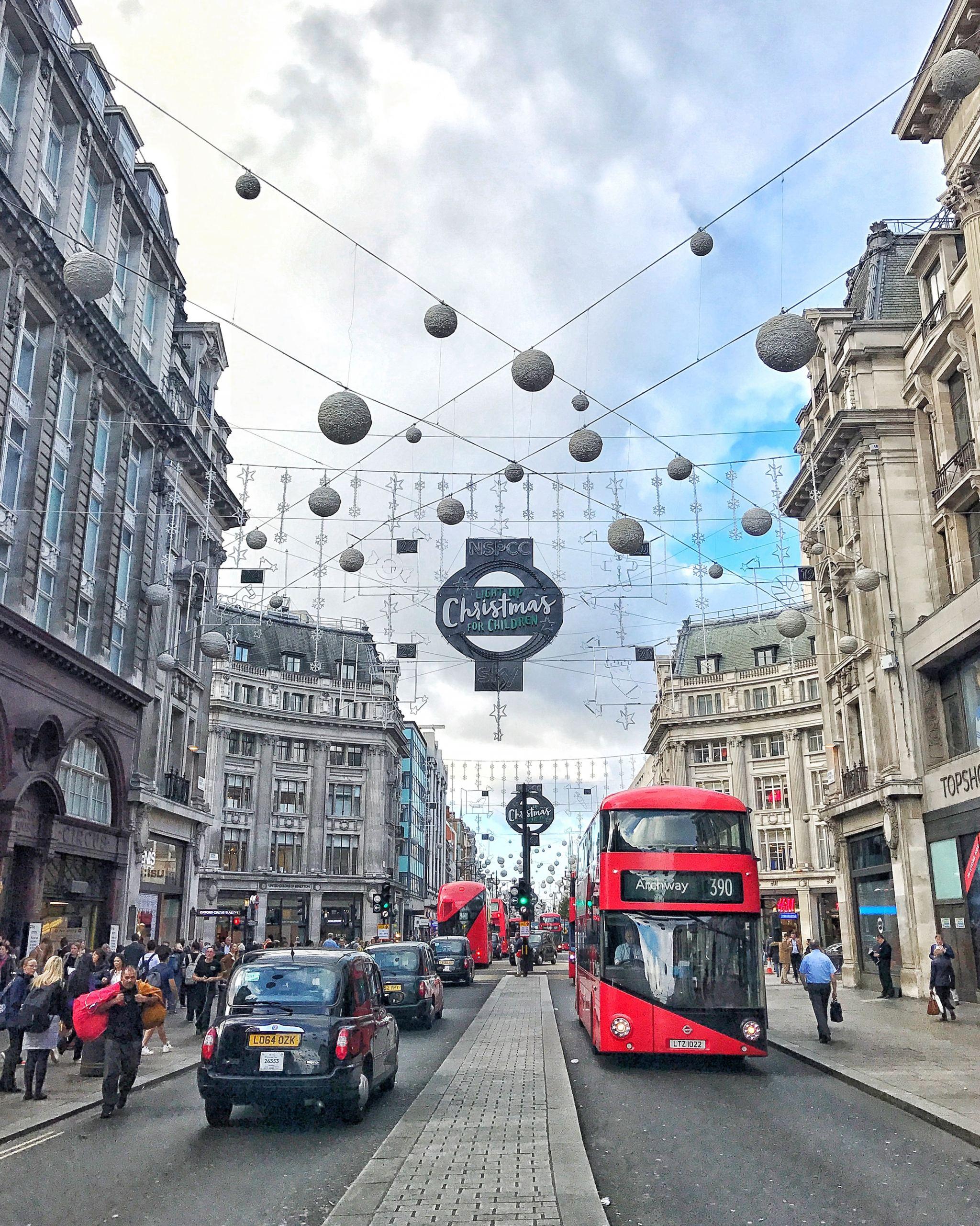 London - Oxford Circus