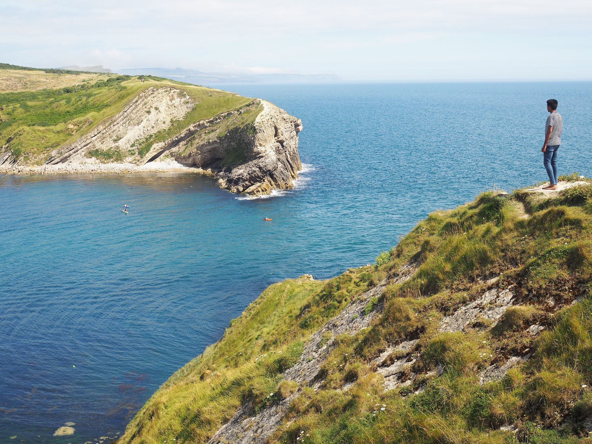 Travel - Lulworth Cove