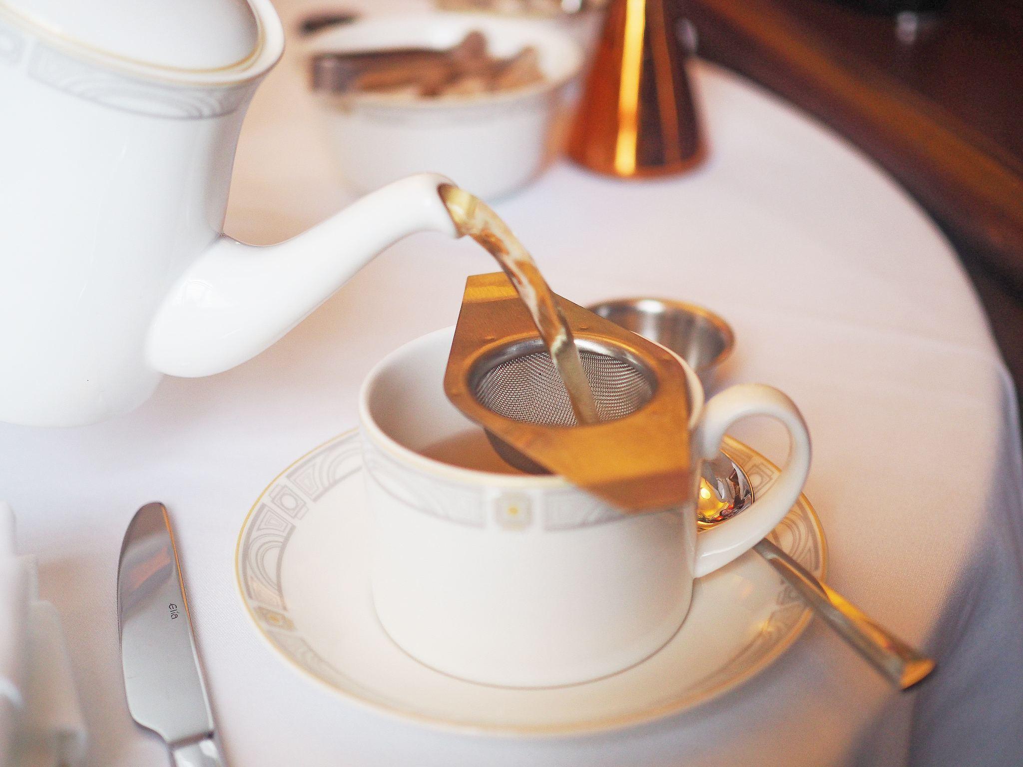 Marriott County Hall Afternoon Tea