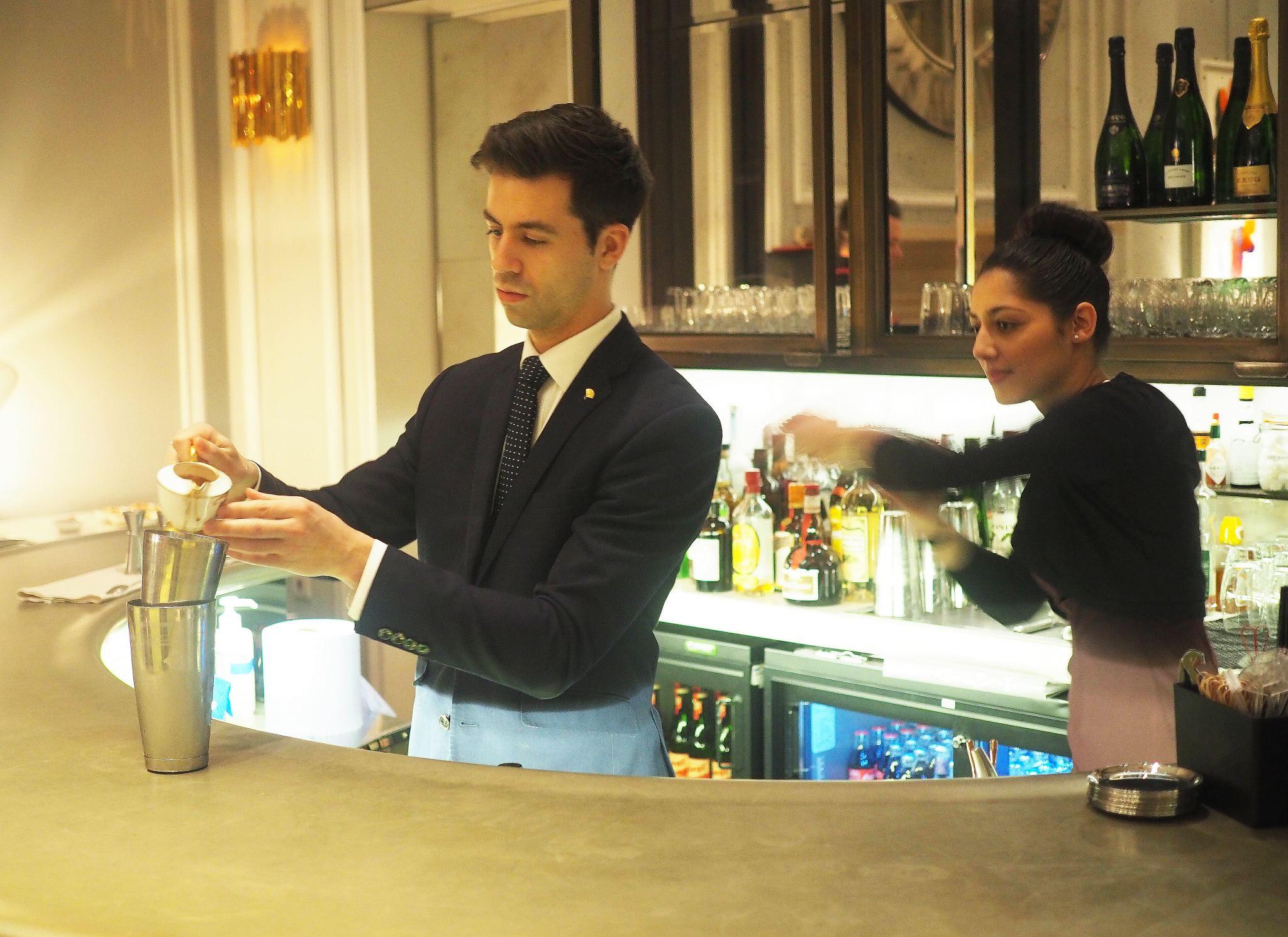 Rosebery Lounge, Mandarin Oriental
