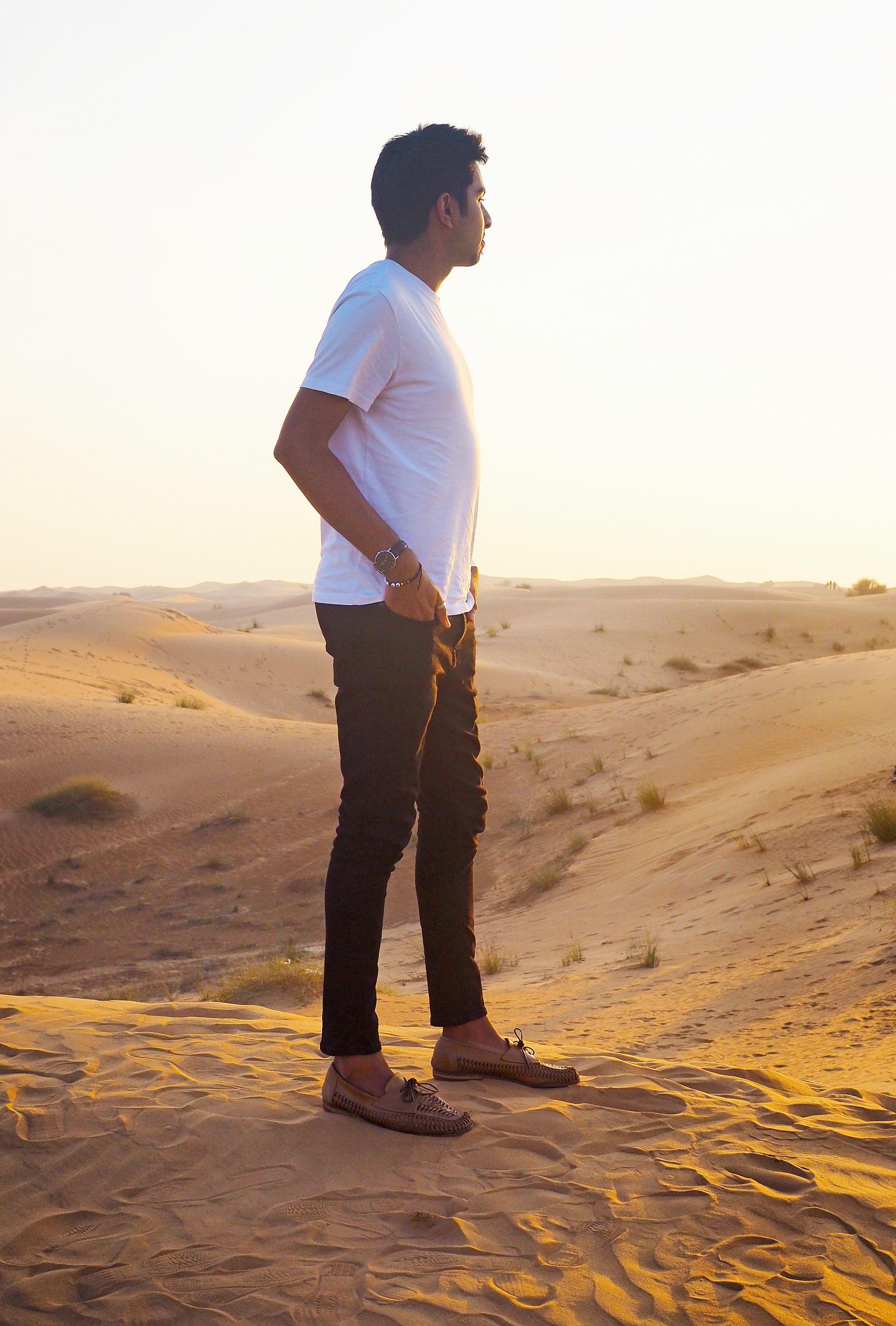 Dubai Dessert Safari