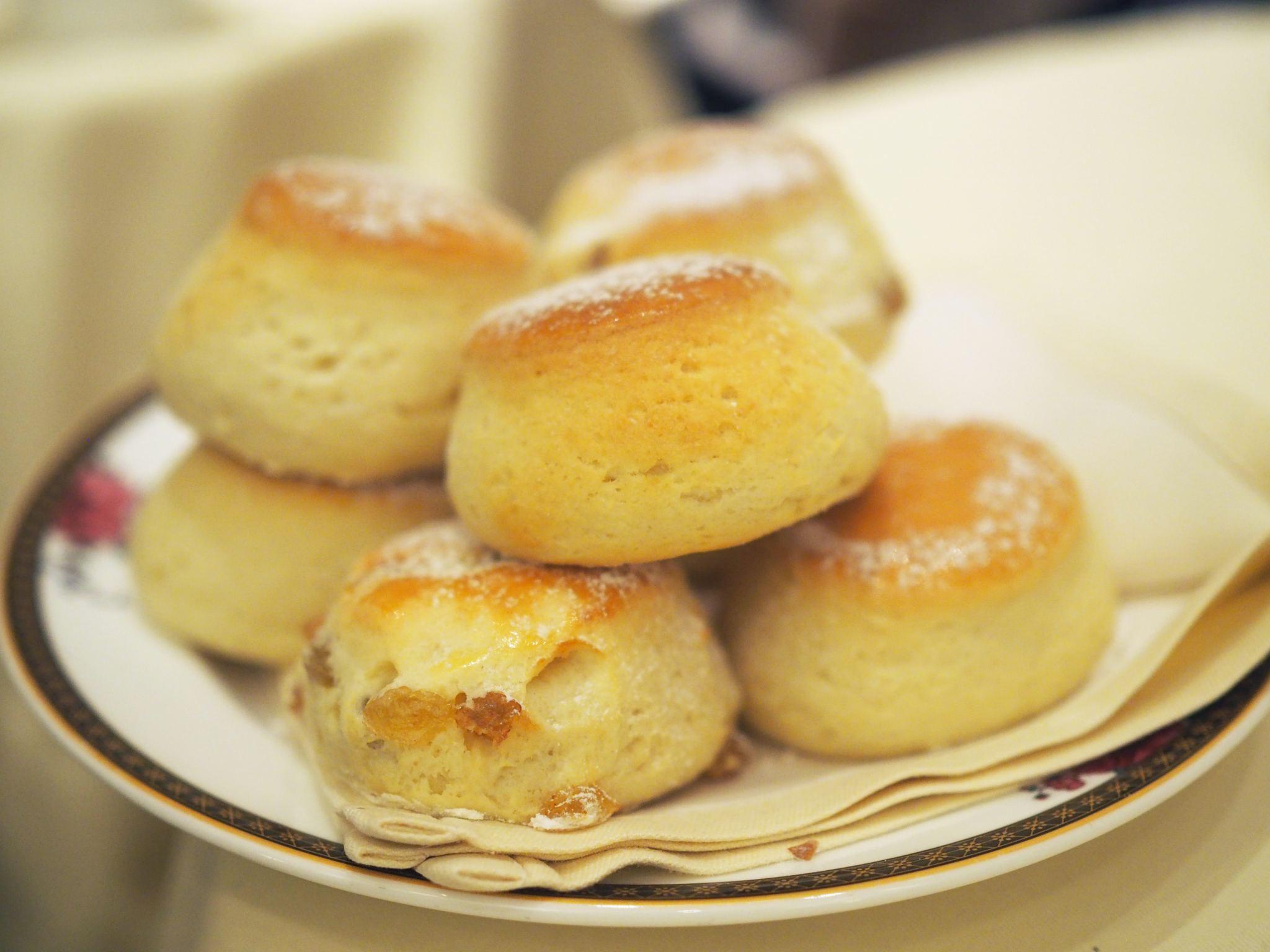 Langham London's Valentine's Afternoon Tea