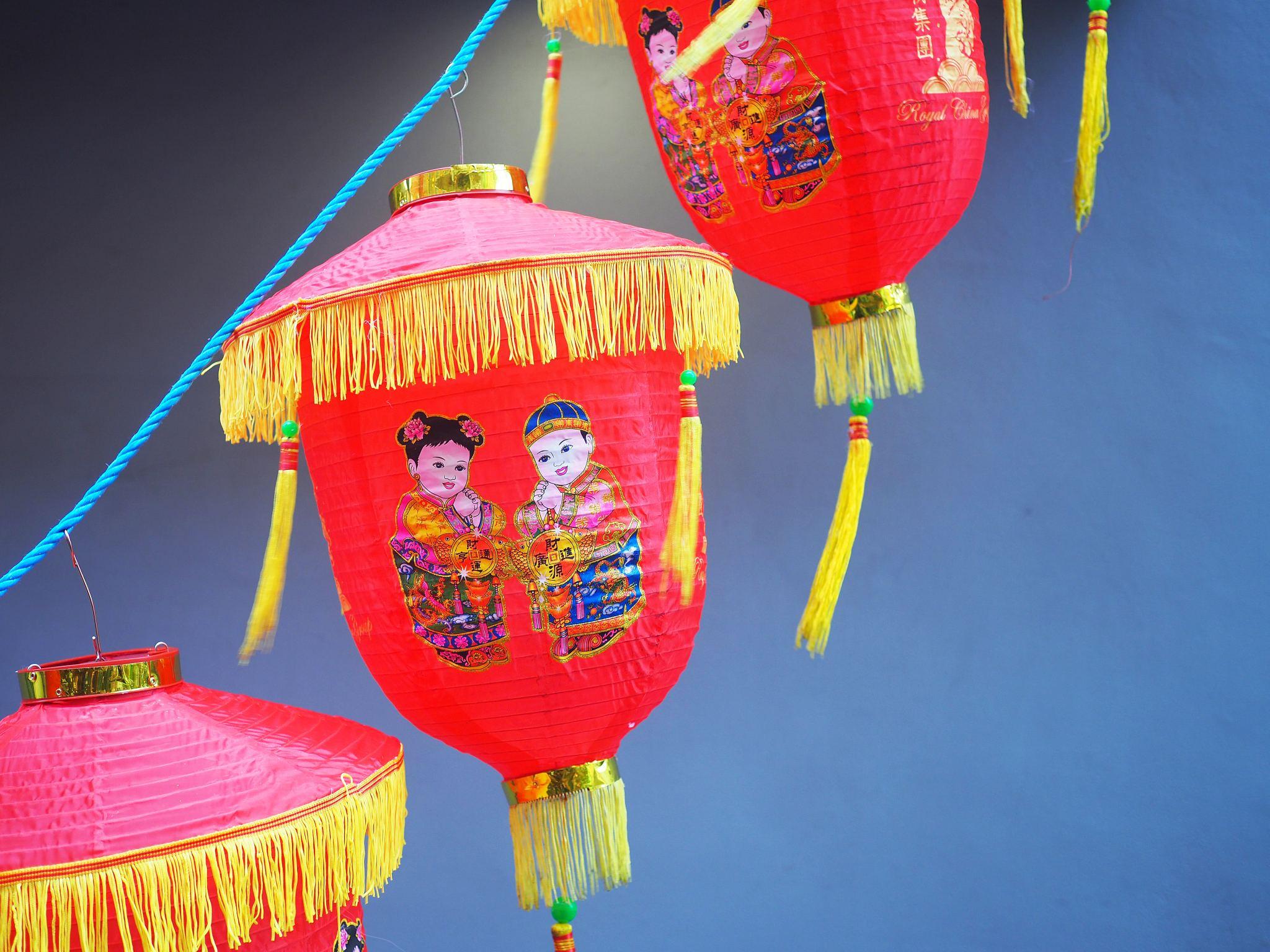 Chinatown - Chinese New Year