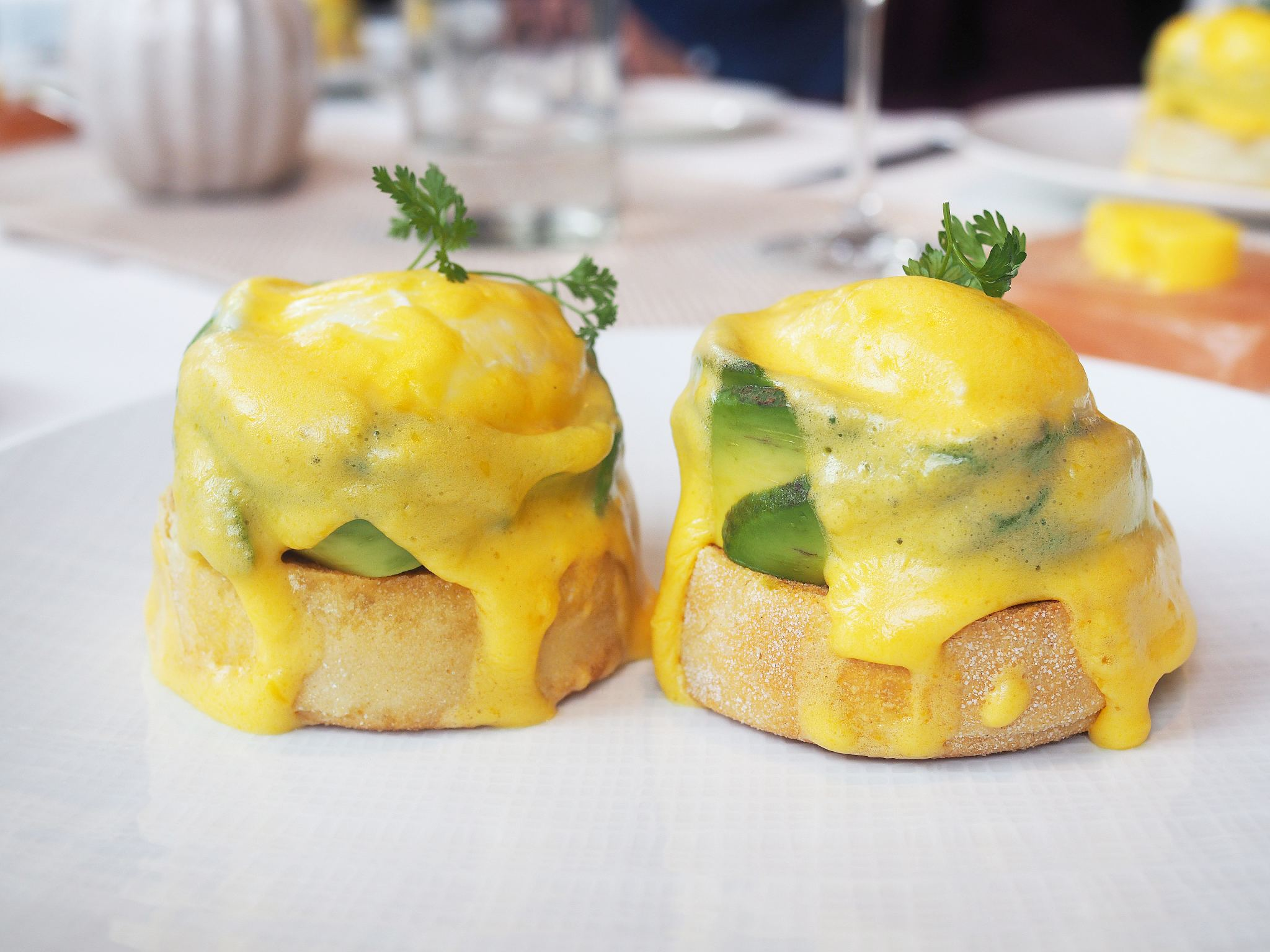 Breakfast Hotspots - Roux At The Landau, Langham London