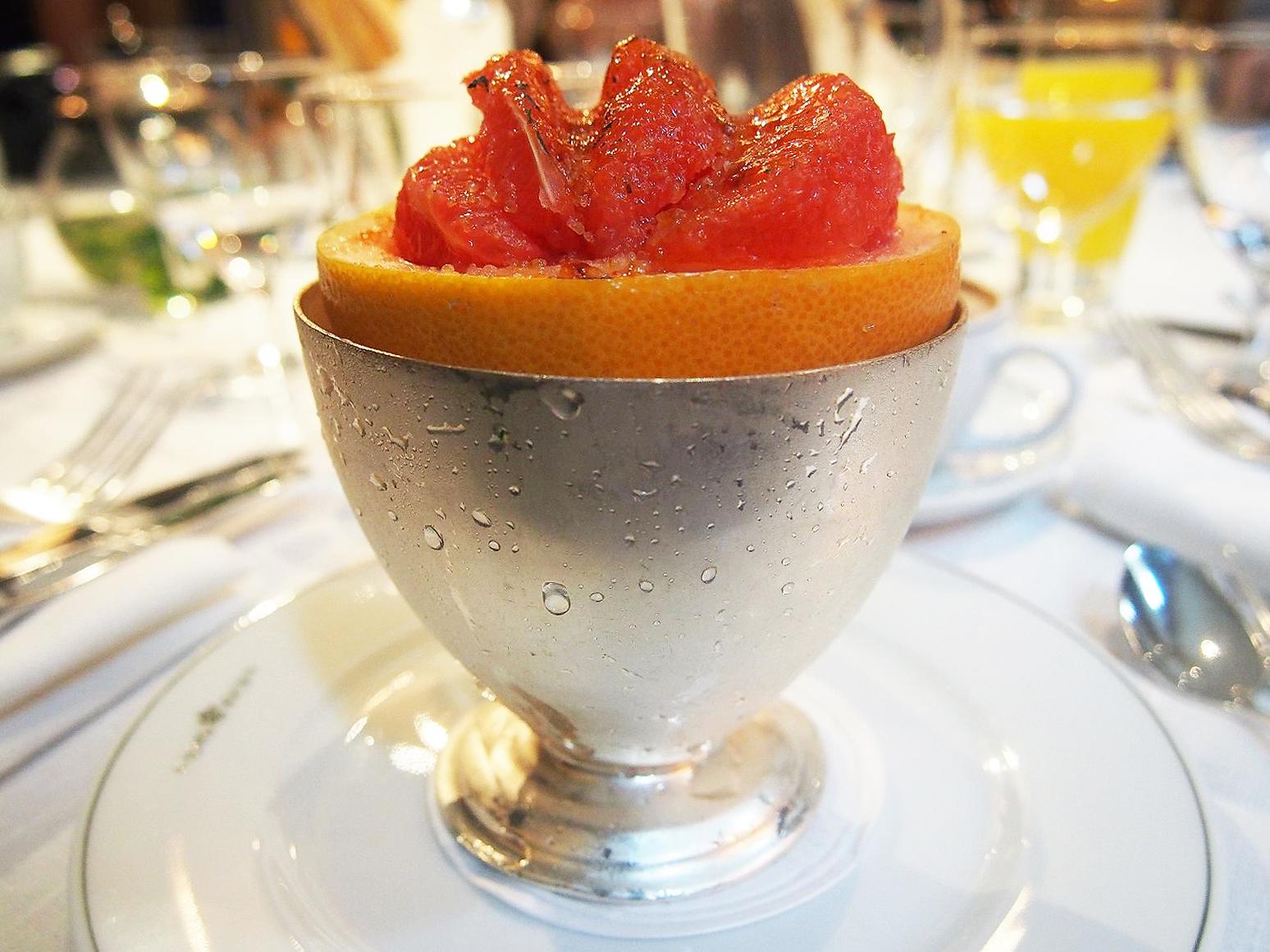 Breakfast Hotspots - The Delaunay
