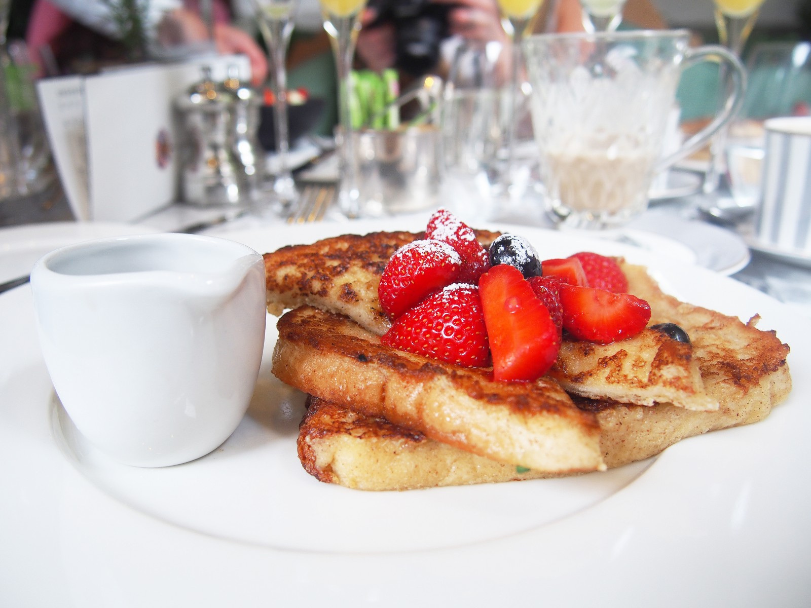 Breakfast Hotspots - Dalloway Terrace