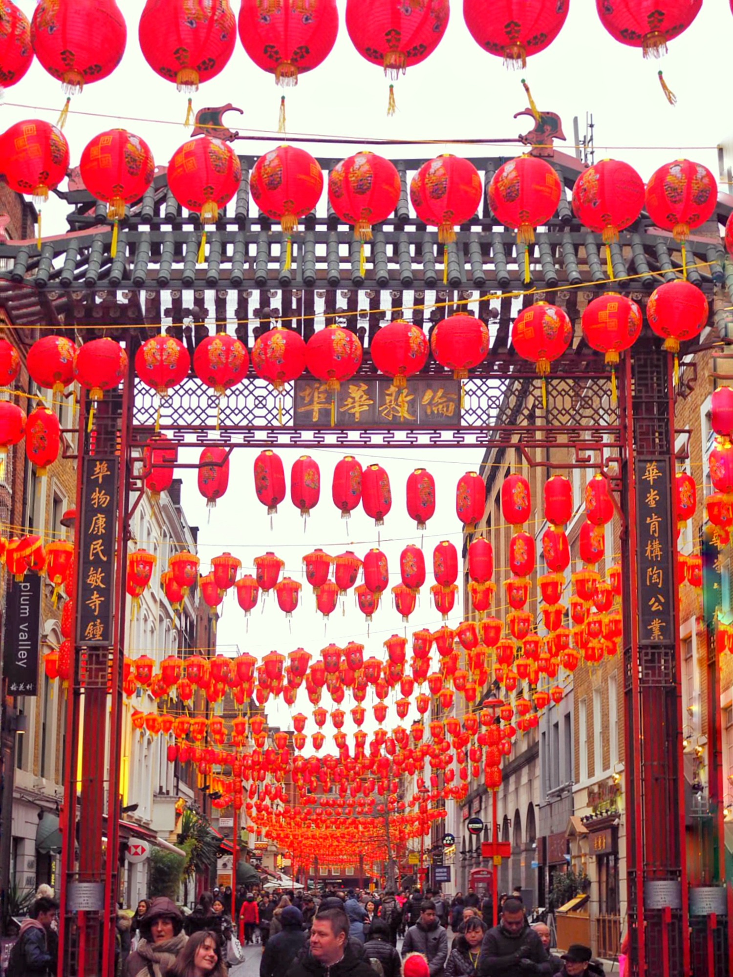 Chinatown - Chinese New Year