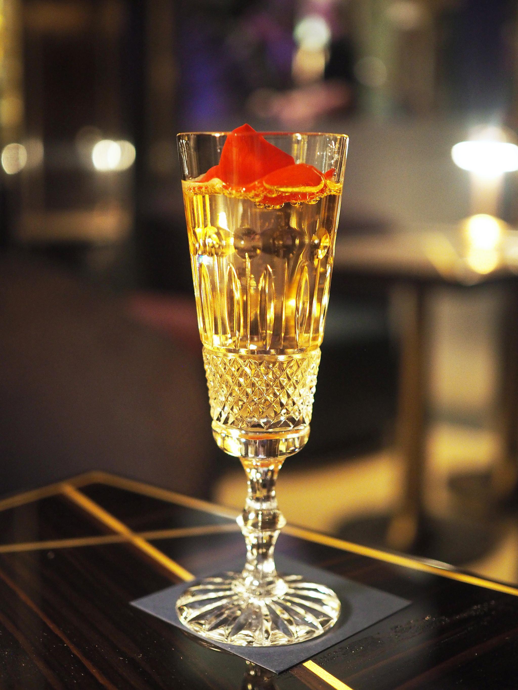 Mandarin Bar at Mandarin Oriental, London