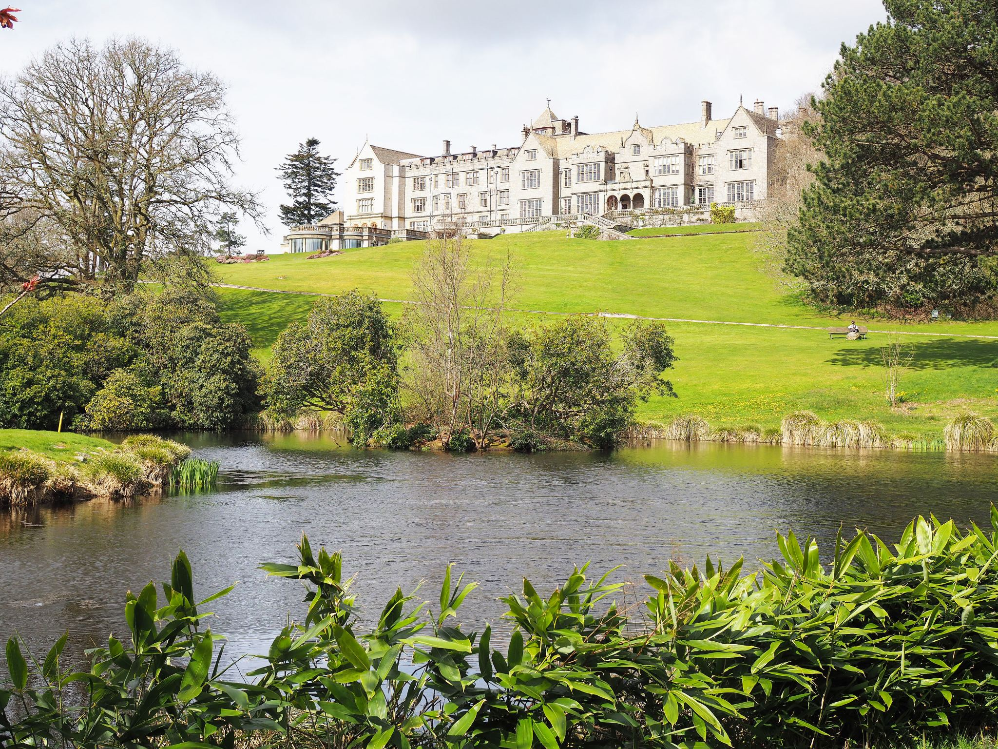 Luxury Bovey Castle