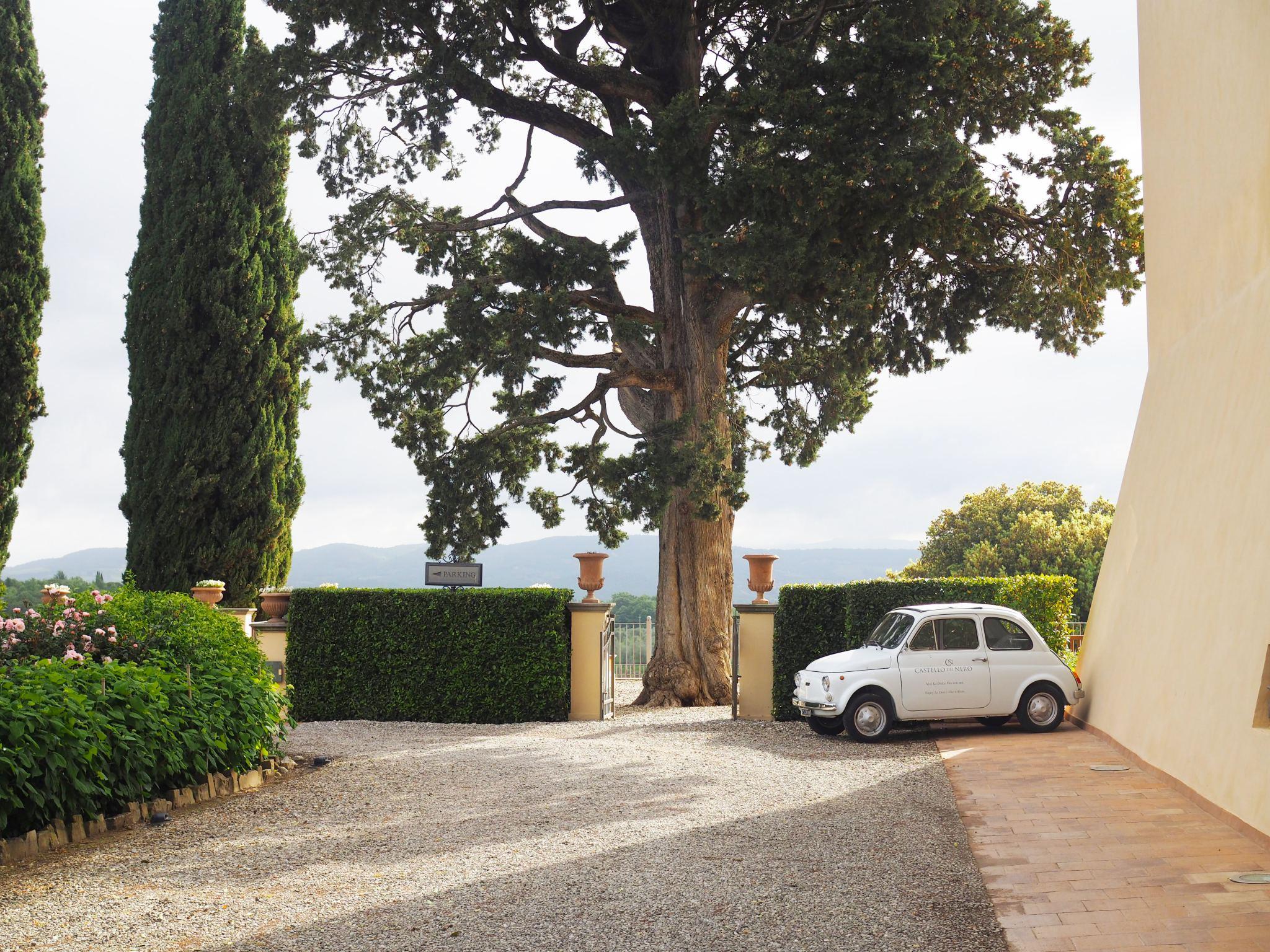 Luxury Castello Del Nero